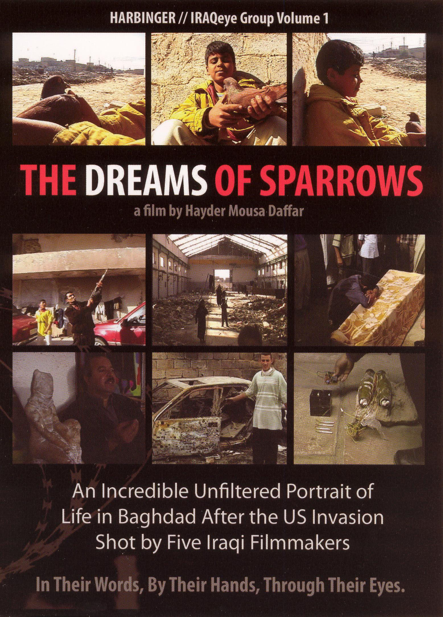 The Dreams of Sparrows (2004)