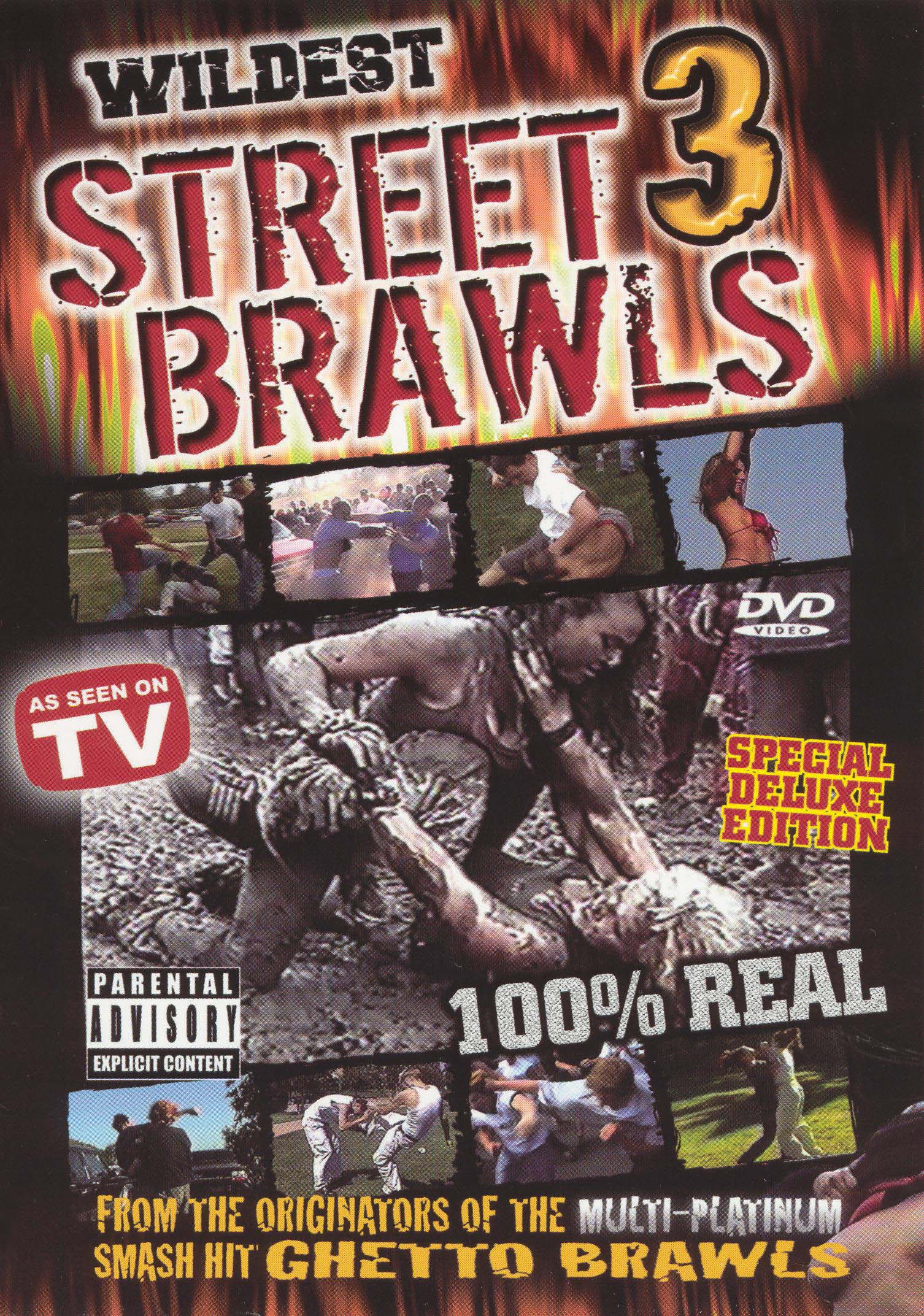 Wildest Street Brawls, Vol. 3