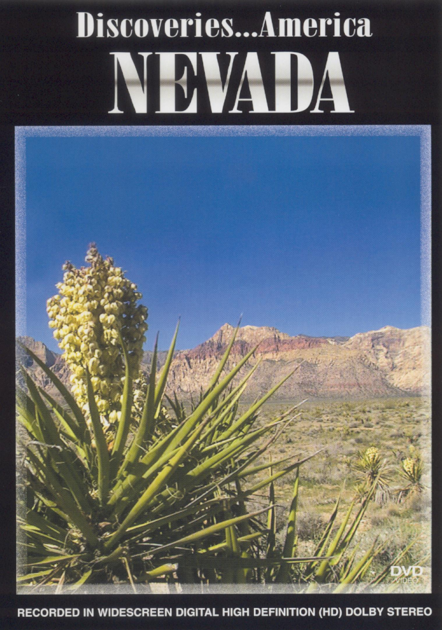 Discoveries... America: Nevada