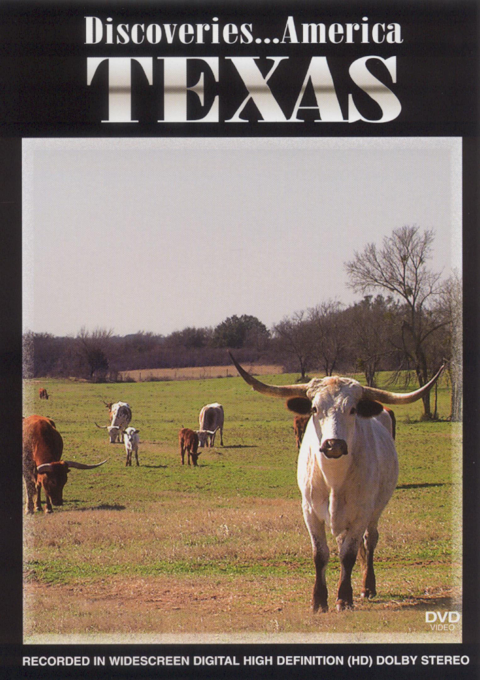 Discoveries... America: Texas