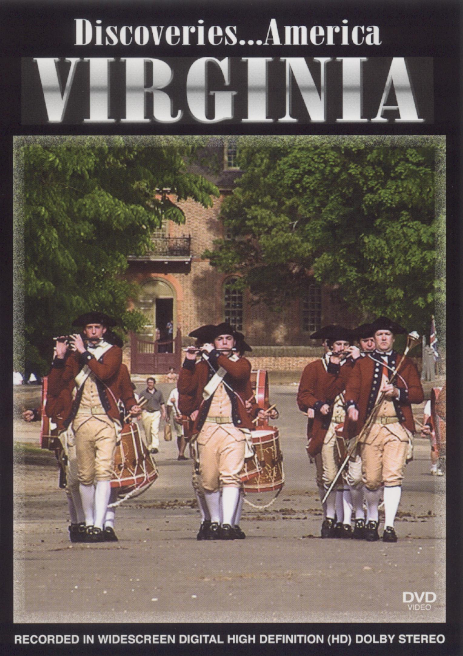 Discoveries... America: Virginia