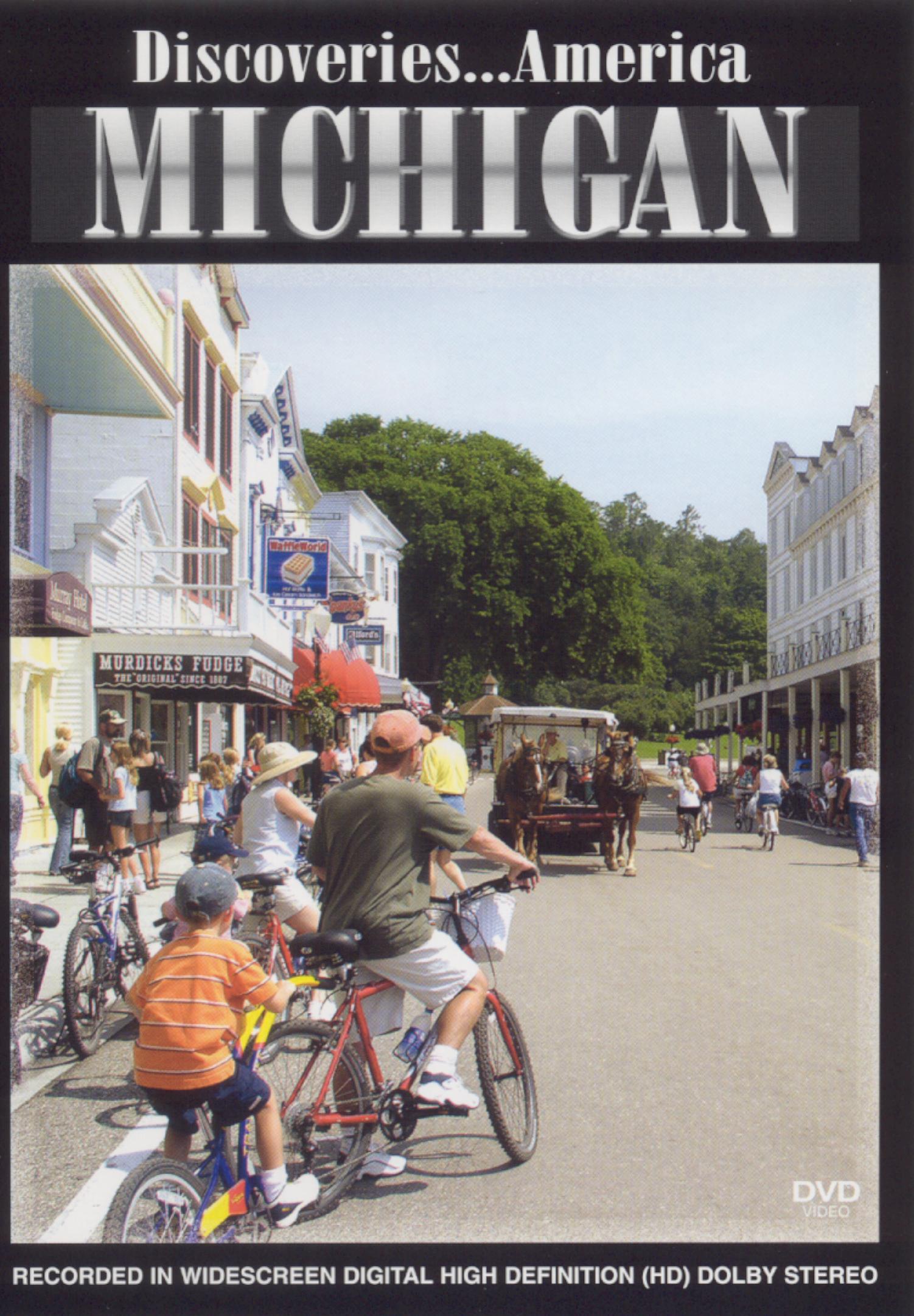 Discoveries... America: Michigan