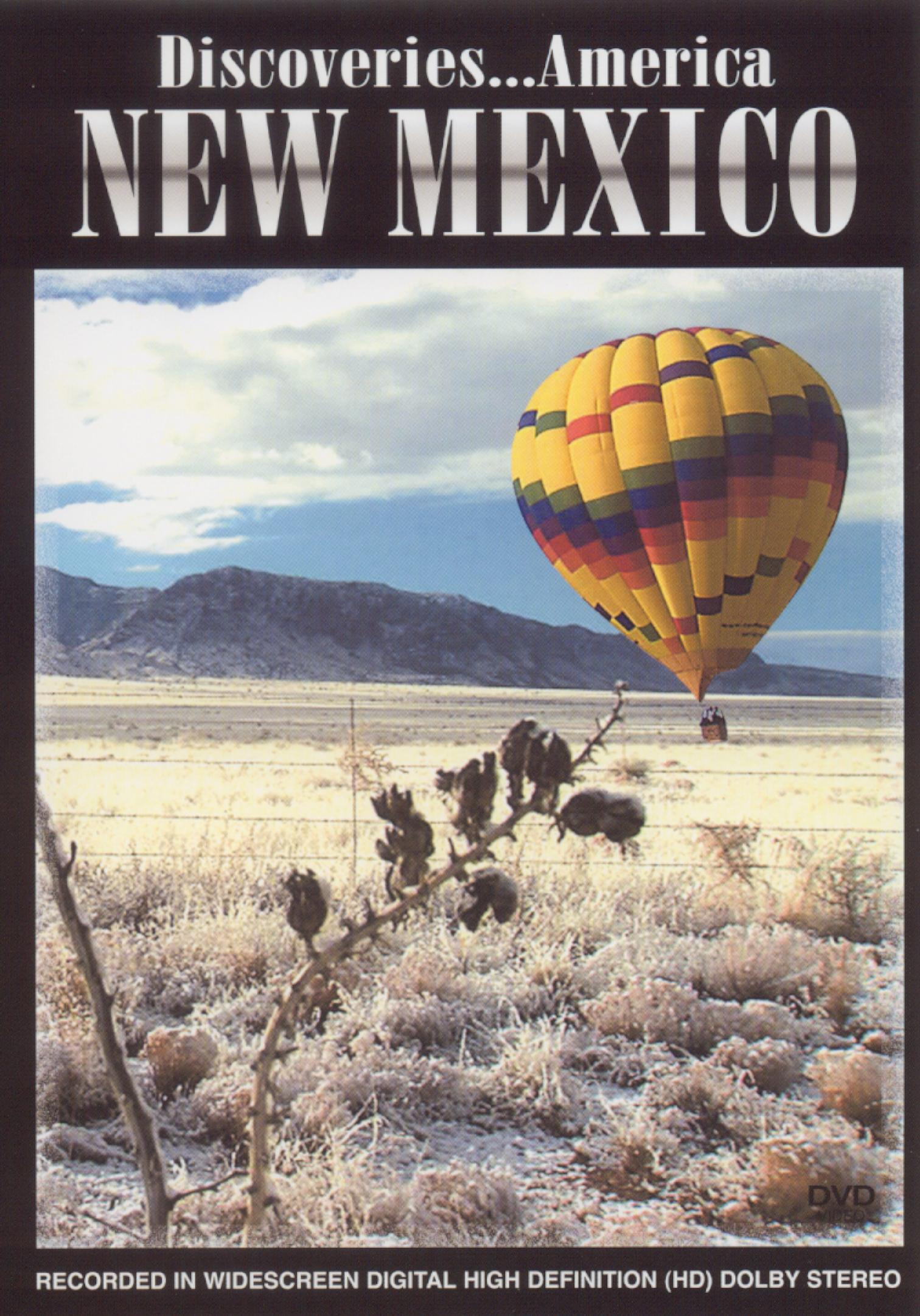 Discoveries... America: New Mexico