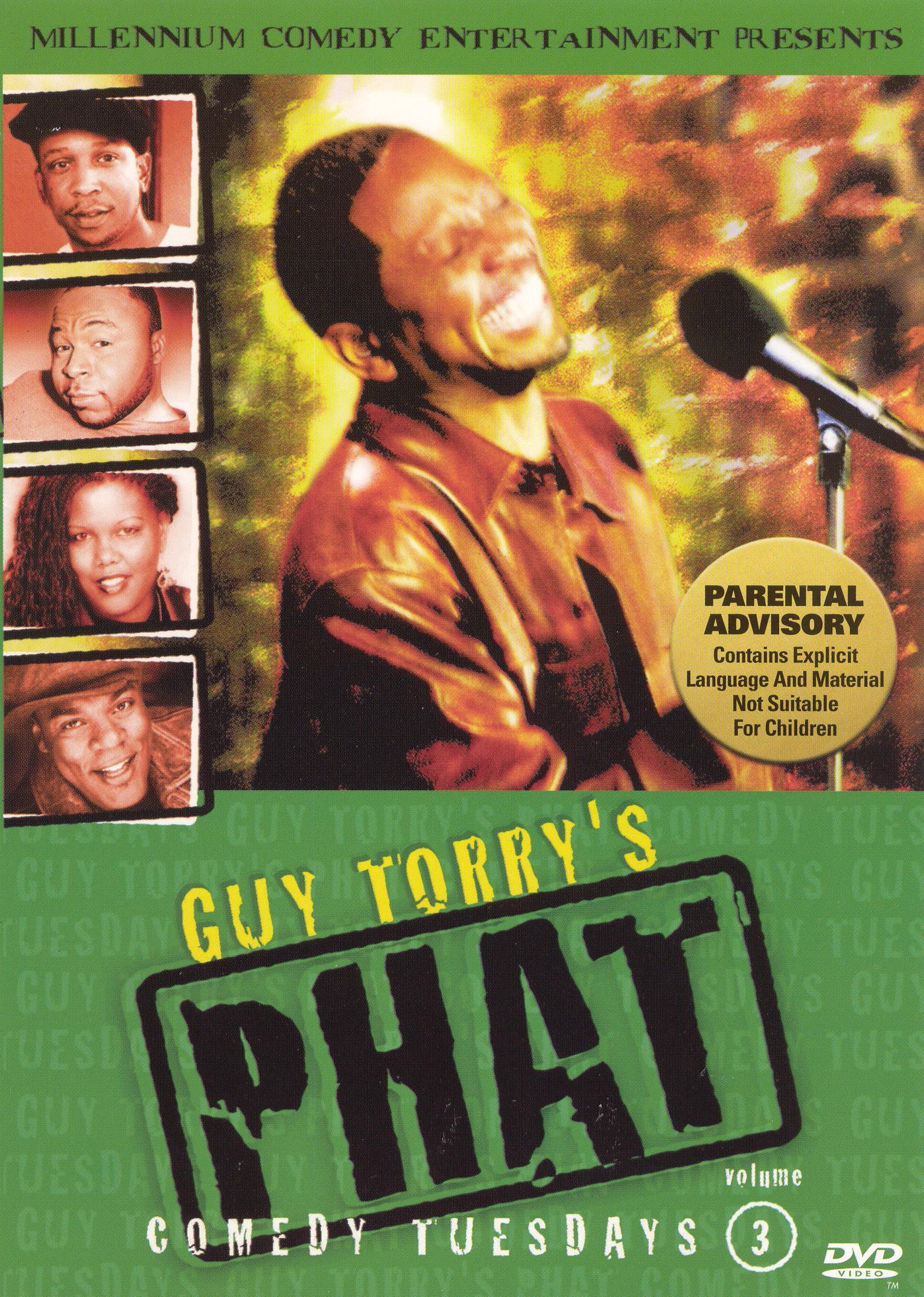 Phat Comedy Tuesdays, Vol. 3