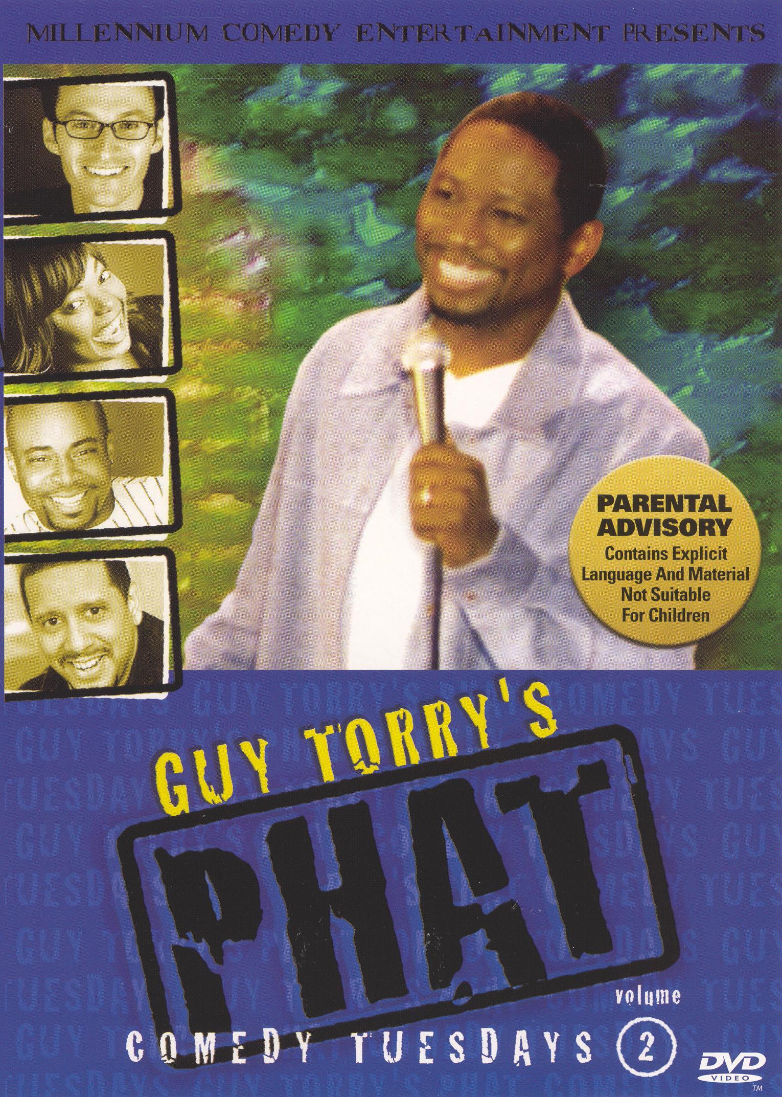 Phat Comedy Tuesdays, Vol. 2