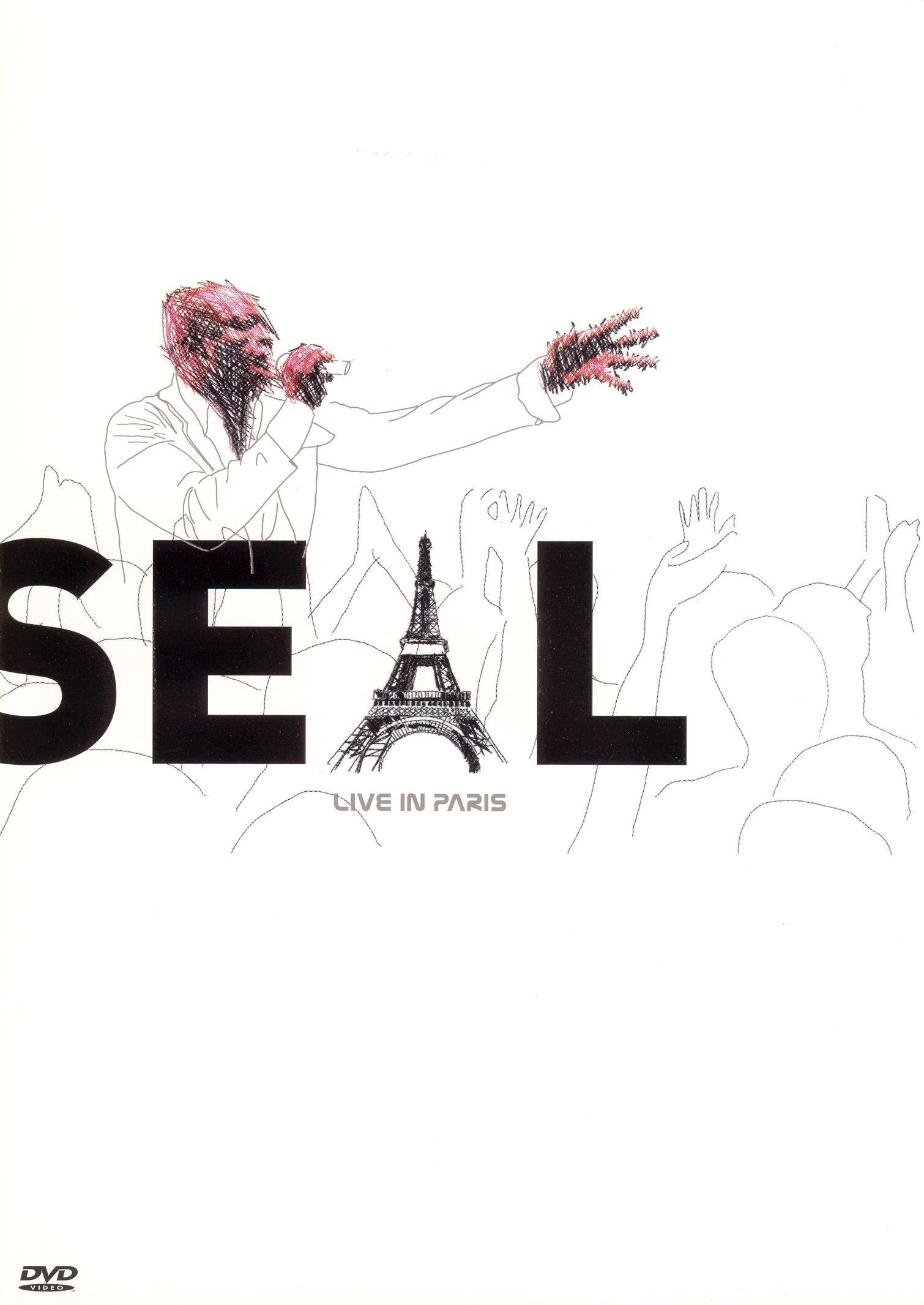Seal: Live In Paris