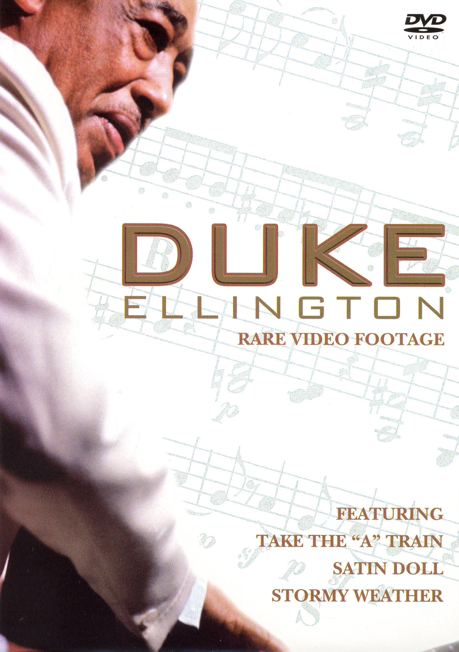 Duke Ellington: Rare Video Footage