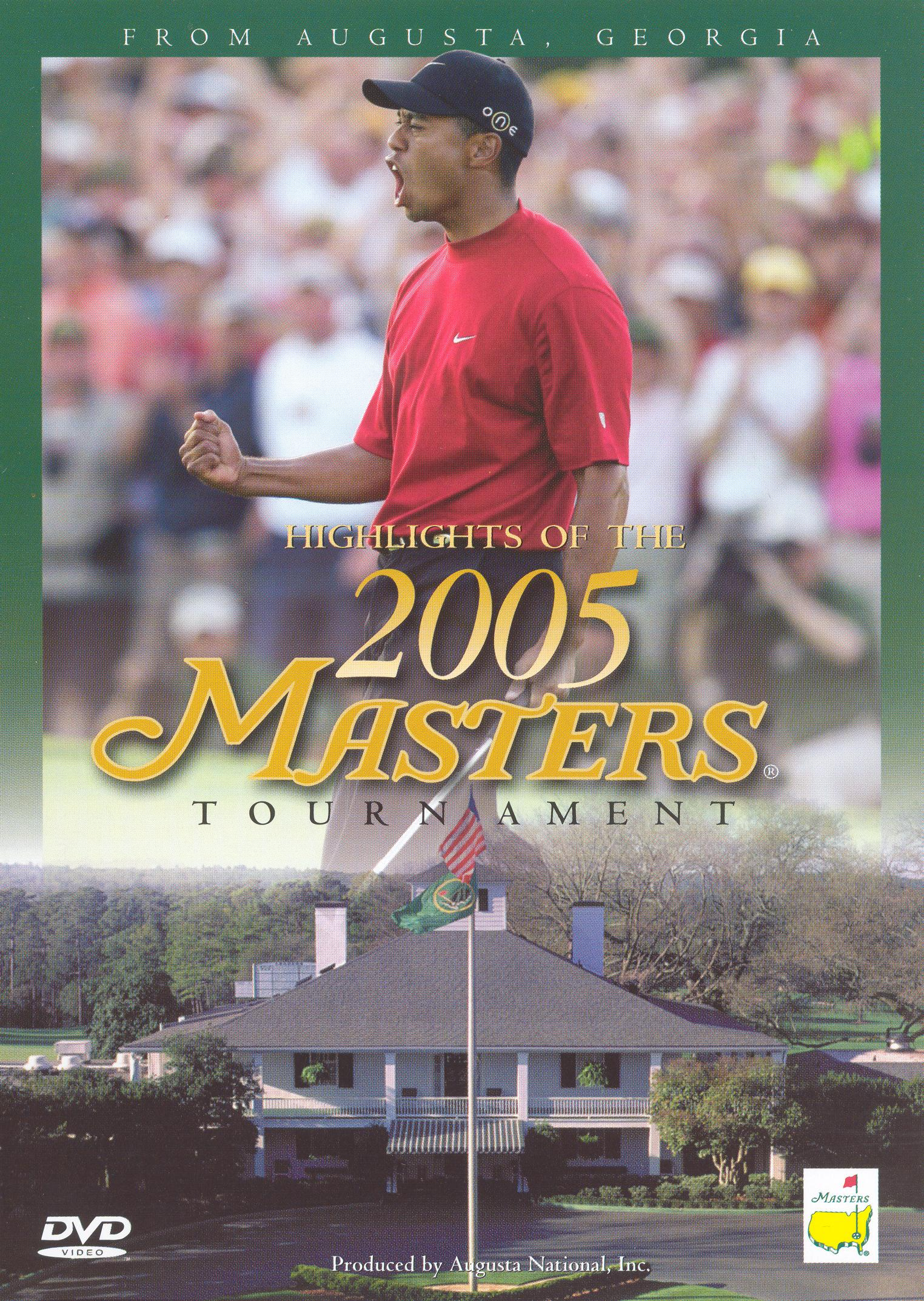 Highlights of the 2005 Masters Tournament (2005)