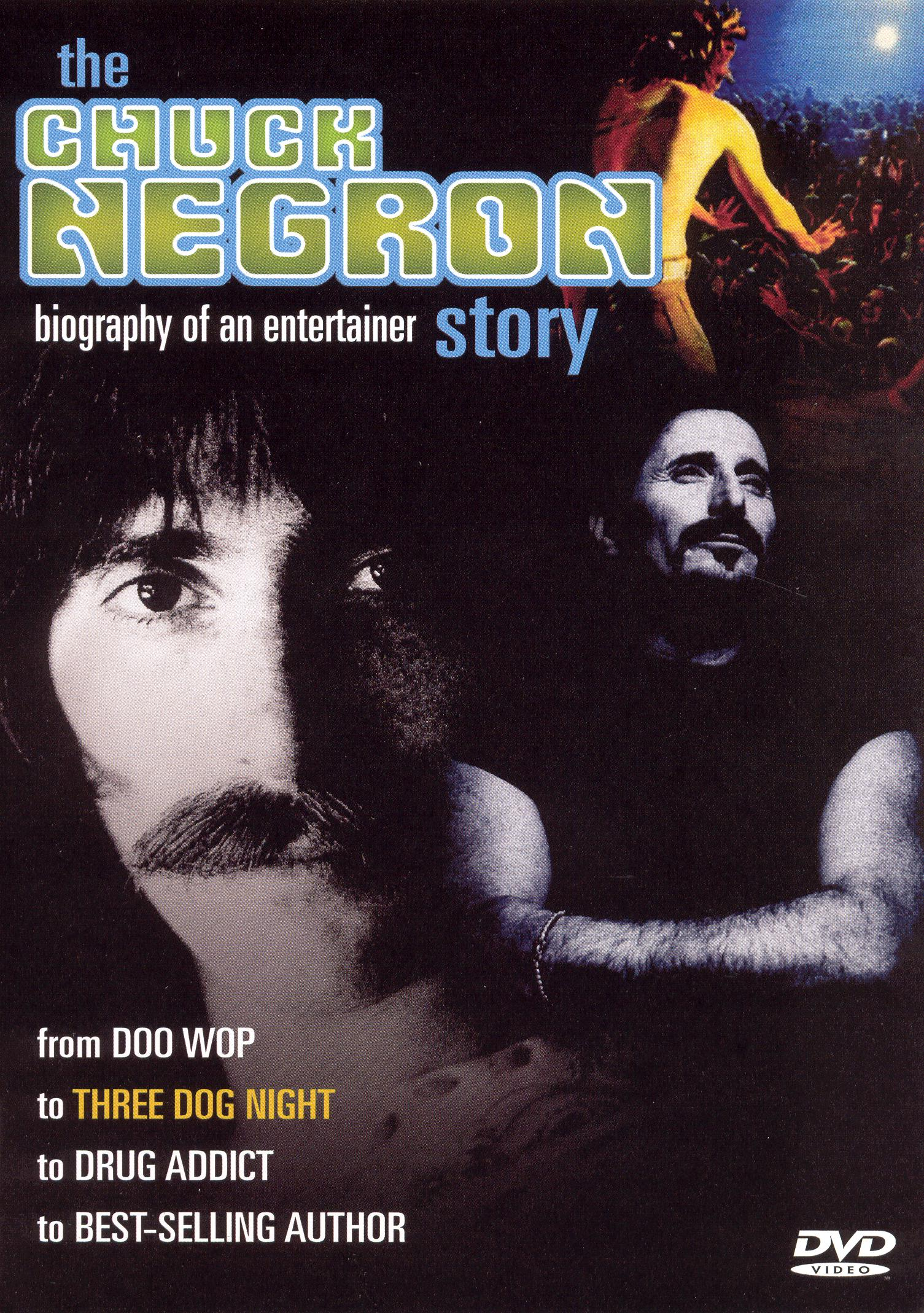 The Chuck Negron Story