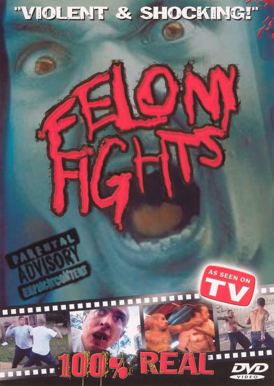 Felony Fights, Vol. 1