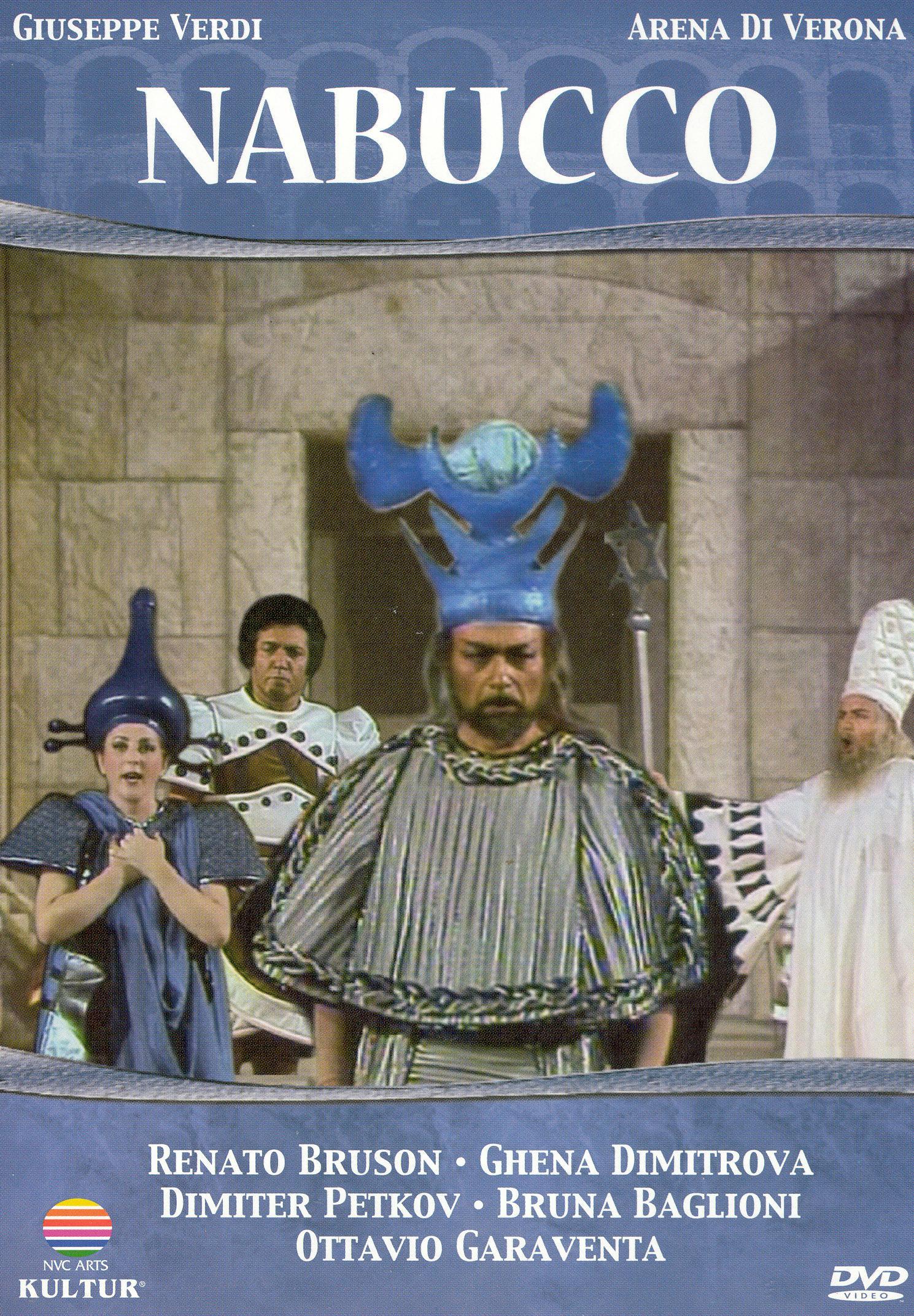 Nabucco (Arena di Verona/Arena)