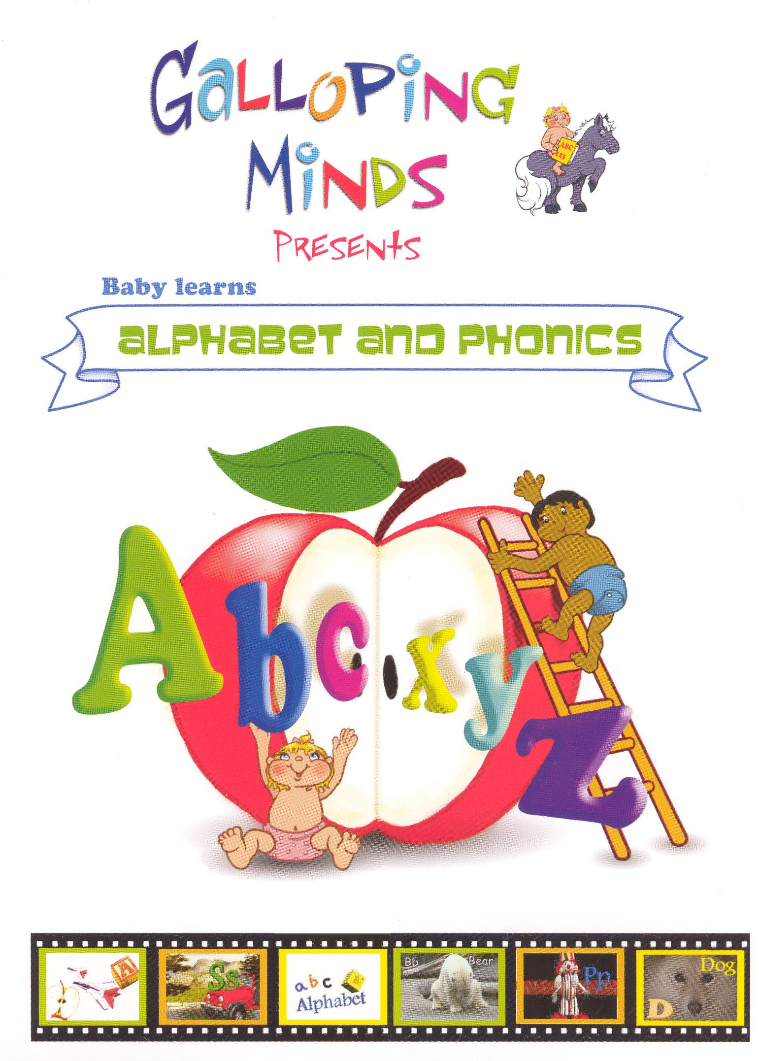 Galloping Minds: Baby Learns Alphabet and Phonics
