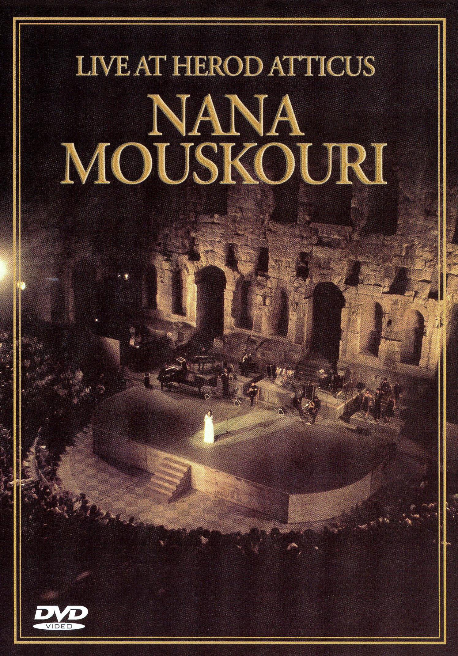 Nana Mouskouri: Live at Herod Atticus