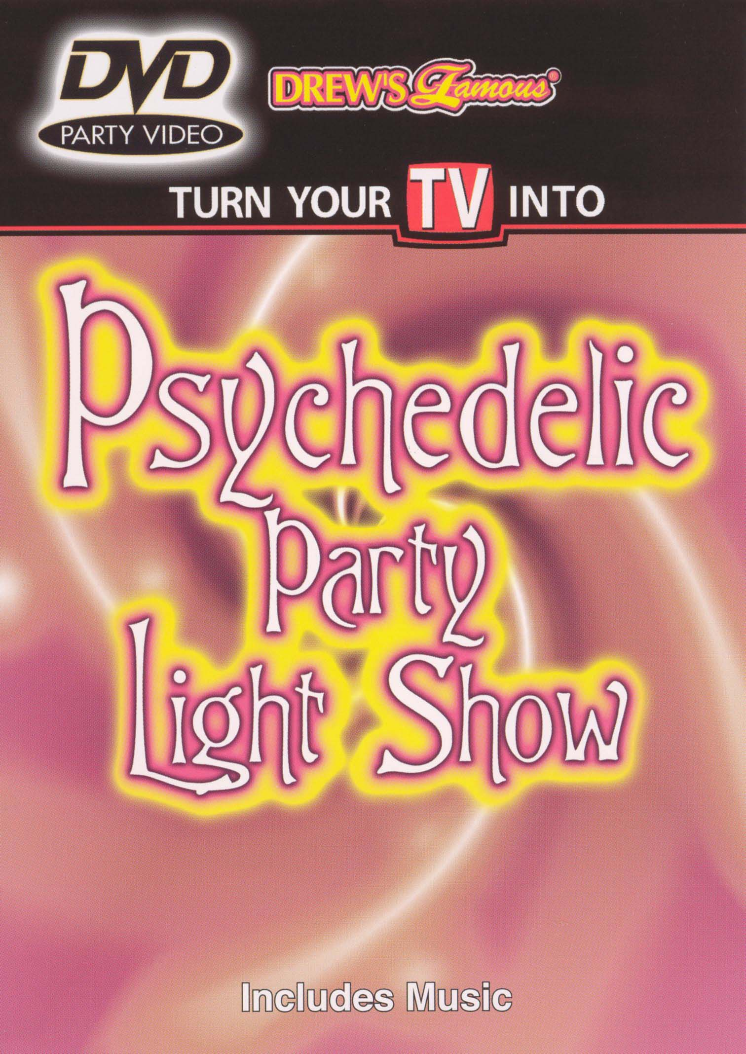 Psychedelic Party Light Show