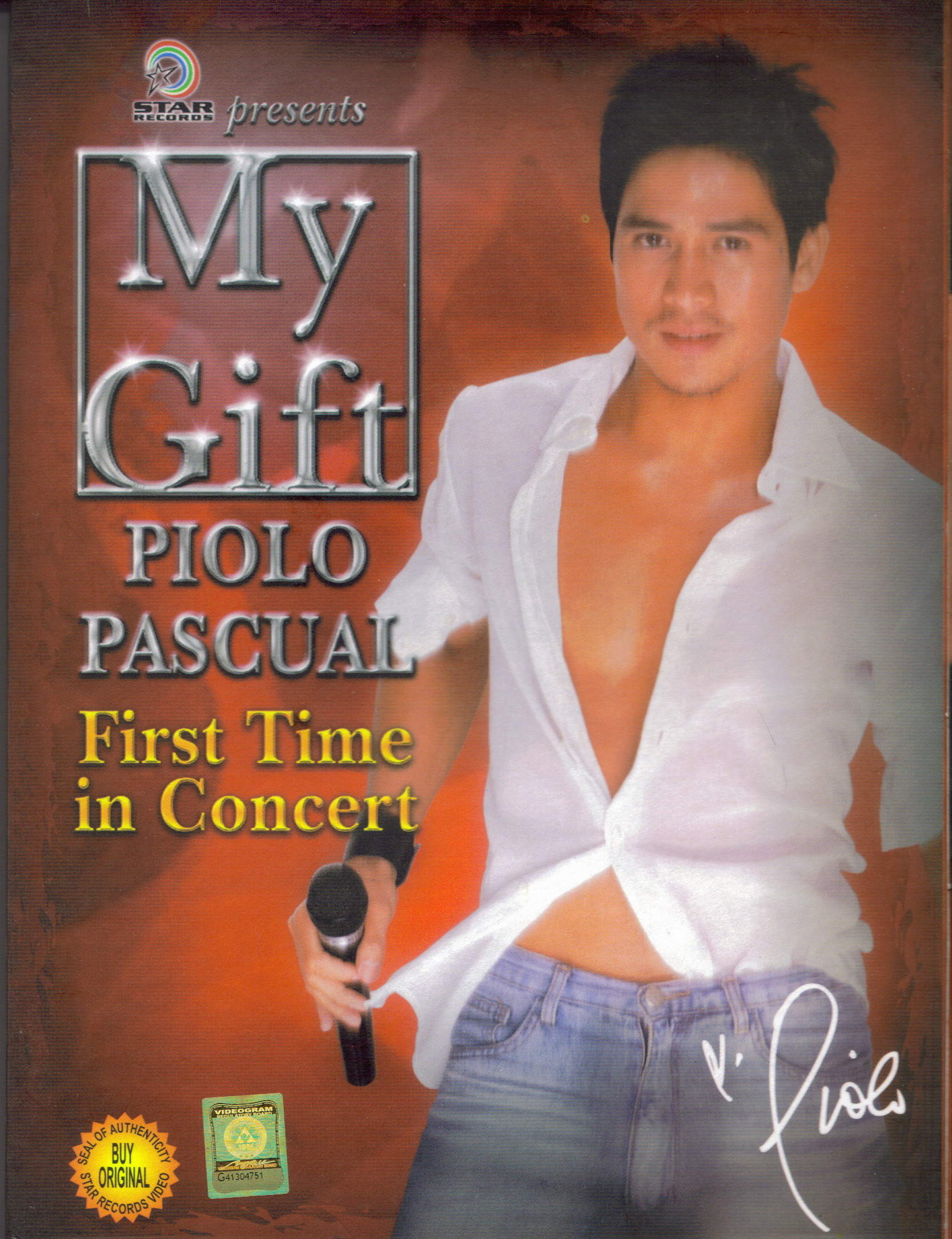 Piolo Pascual: My Gift