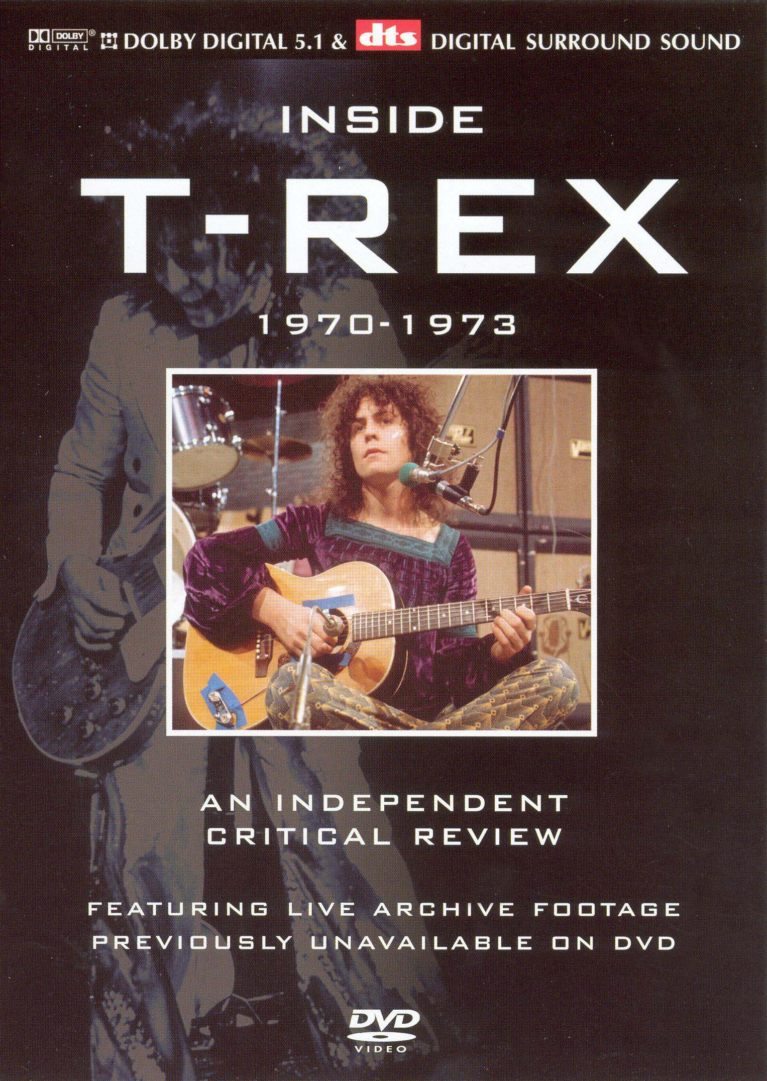 Inside T-Rex: A Critical Review 1970-1973