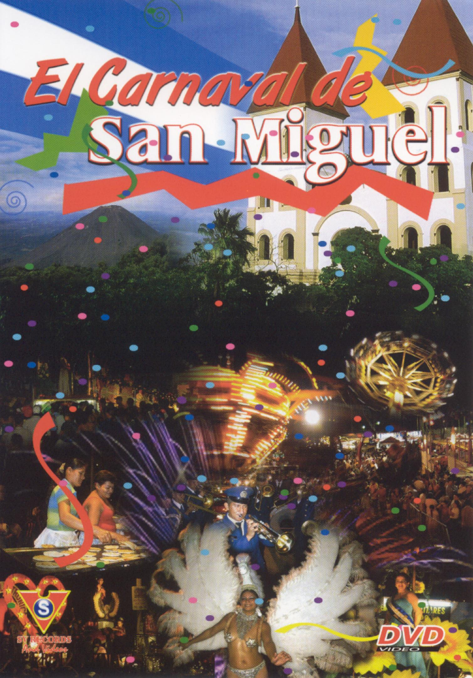 Carnaval Se San Miguel