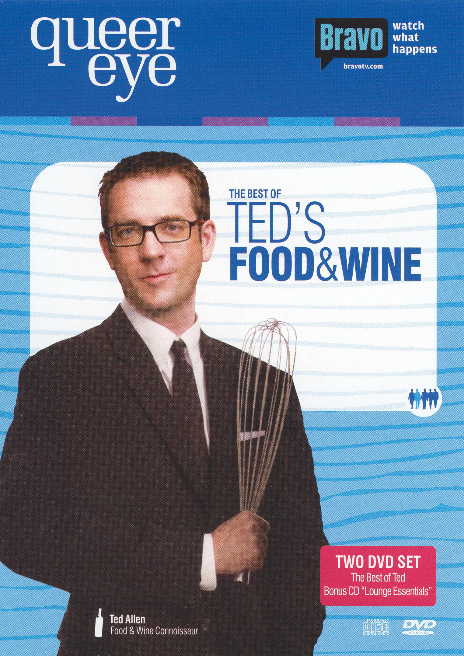 Queer Eye: The Best of Ted's Food and Wine