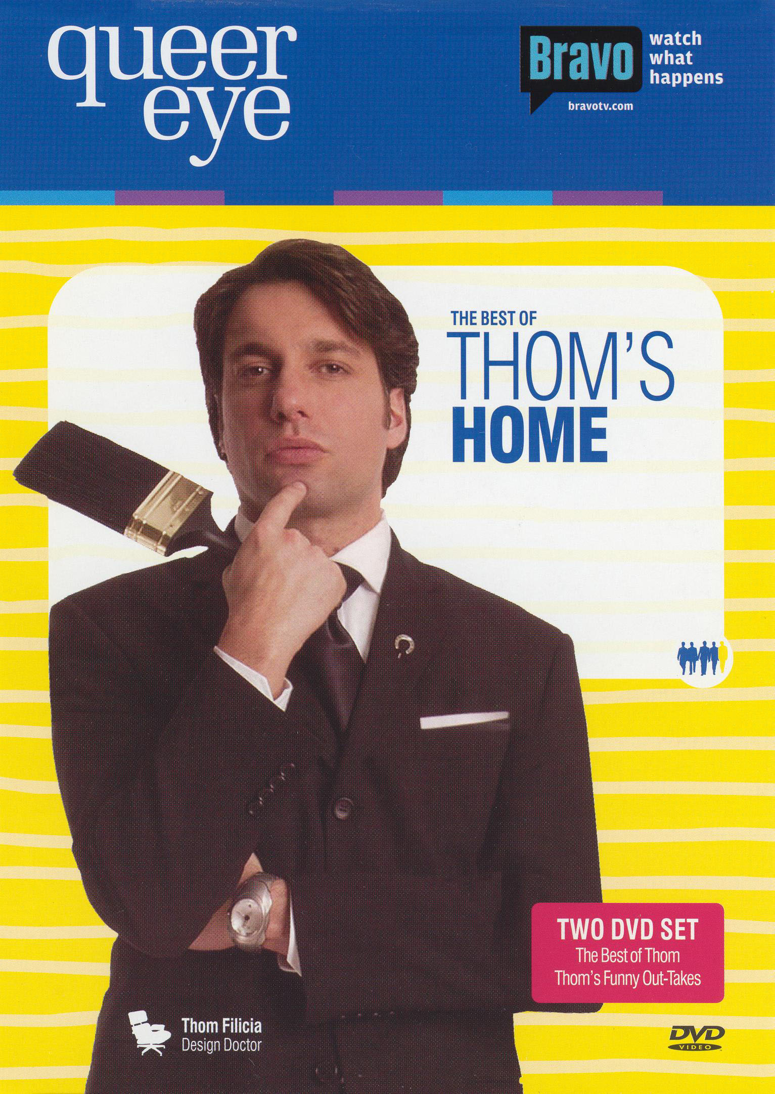 Queer Eye: The Best of Thom's Home