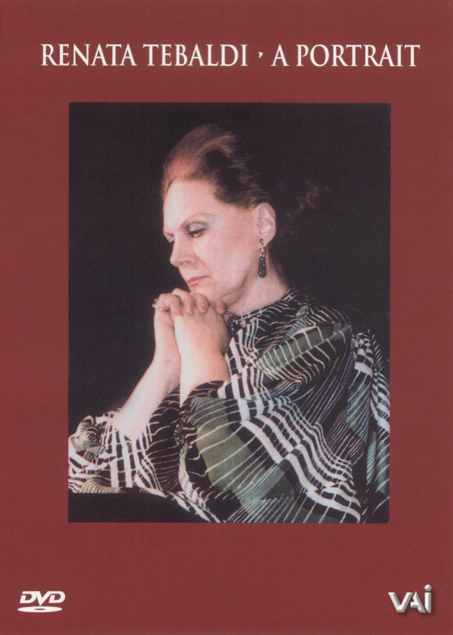 Renata Tebaldi: Portrait