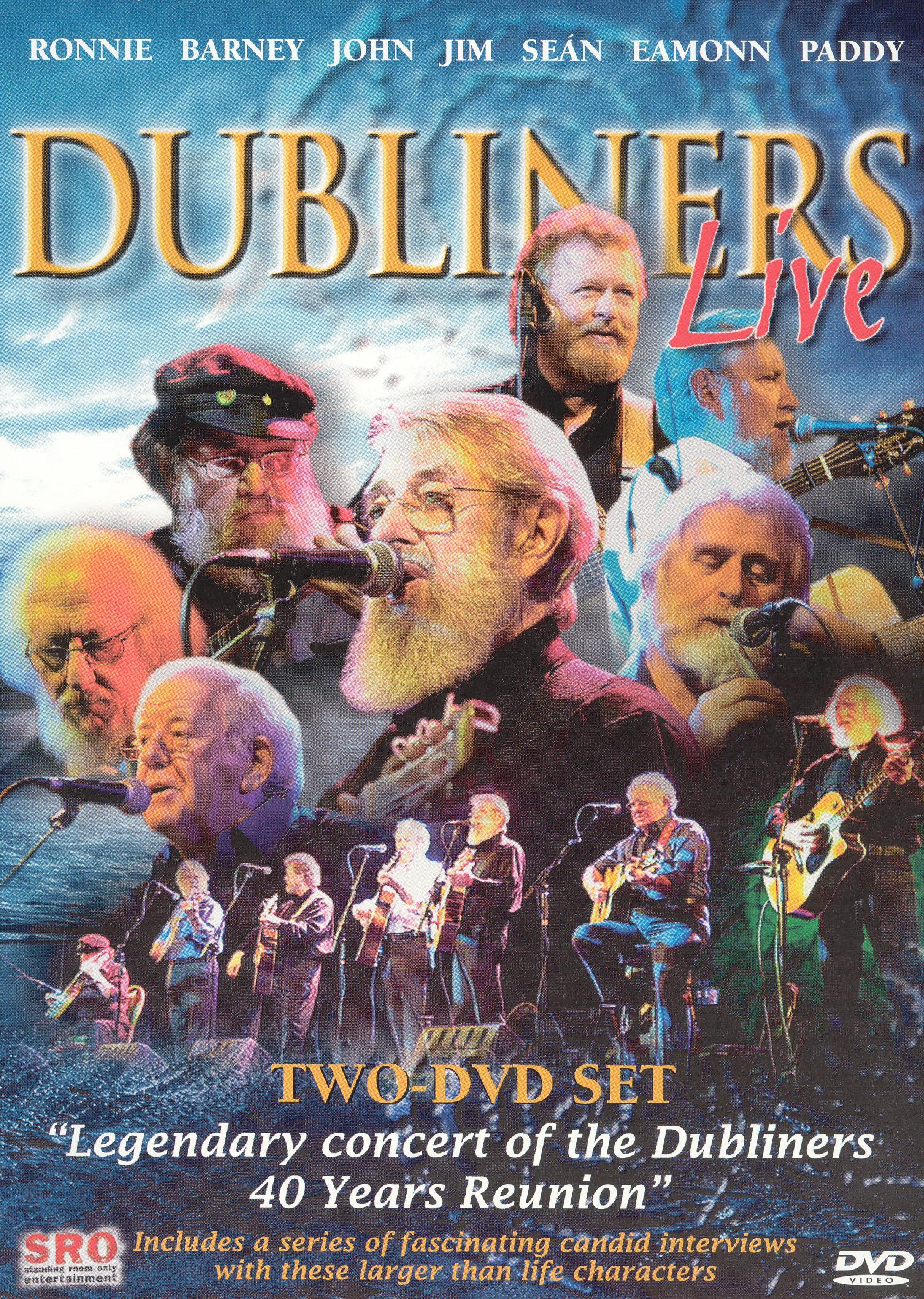 Dubliners Live