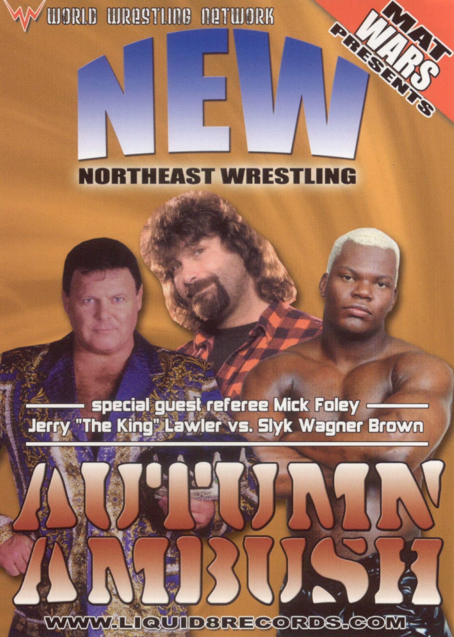 Northeast Wrestling: Autumn Ambush