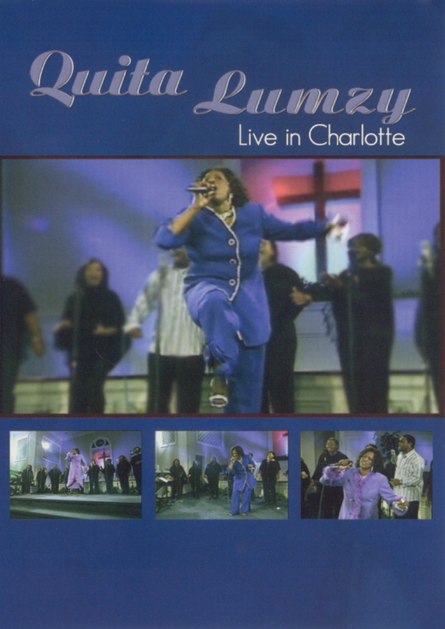 Quita Lumzy: Live in Charlotte