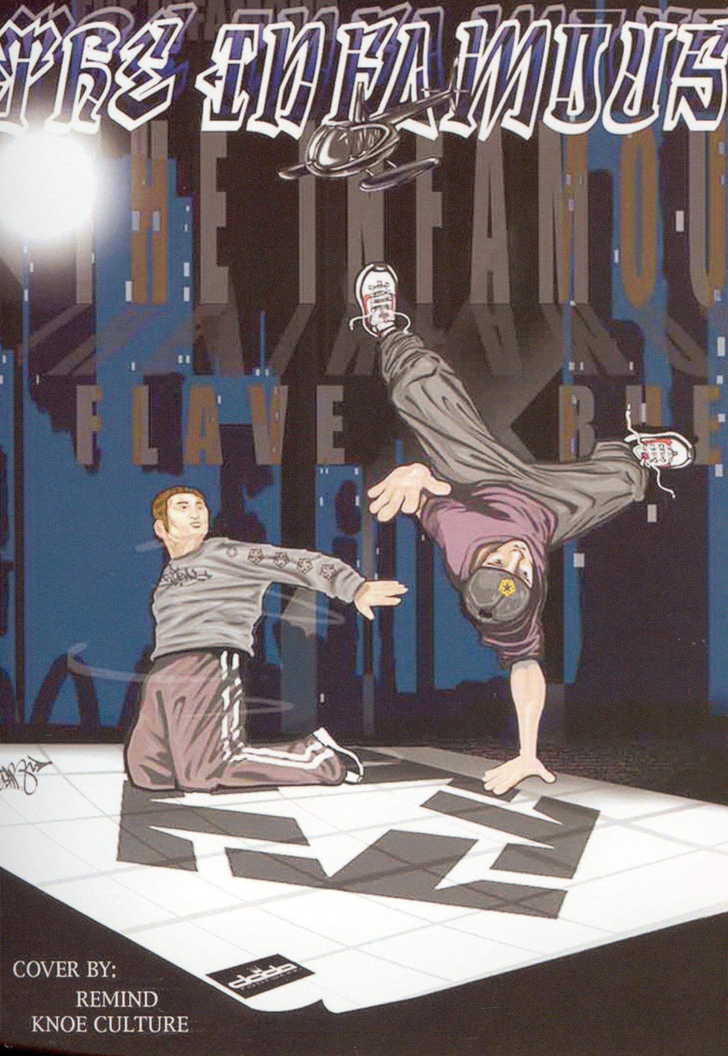 Infamous: Flaveruen Breakdance Style Element Crew