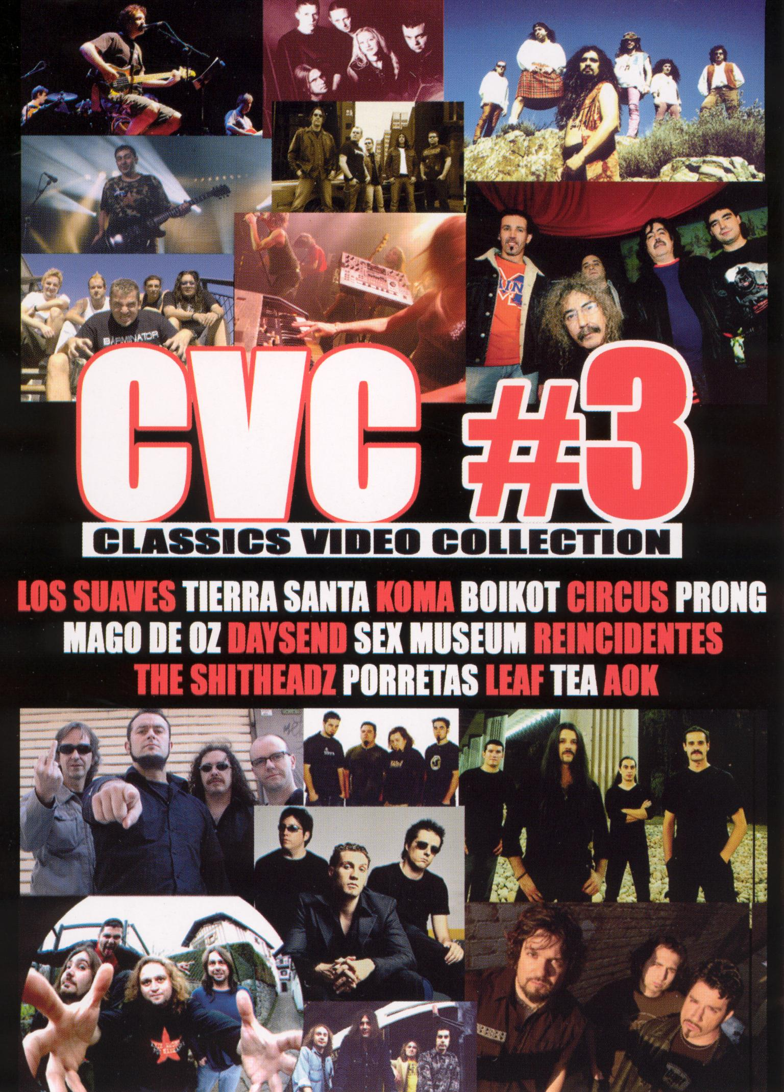 Classic Video Collection, Vol. 3