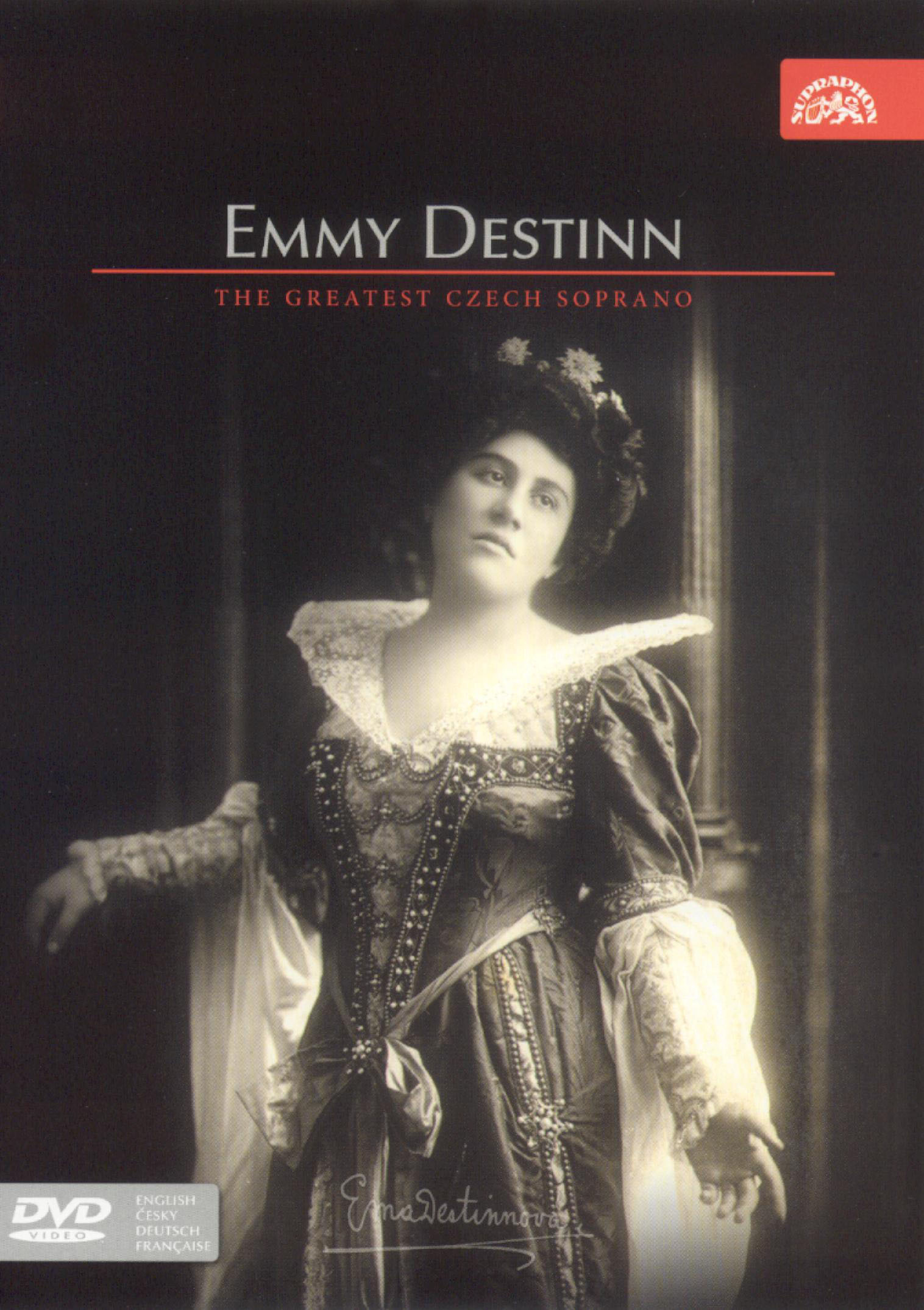 Emmy Destinn: Greatest Czech Soloist