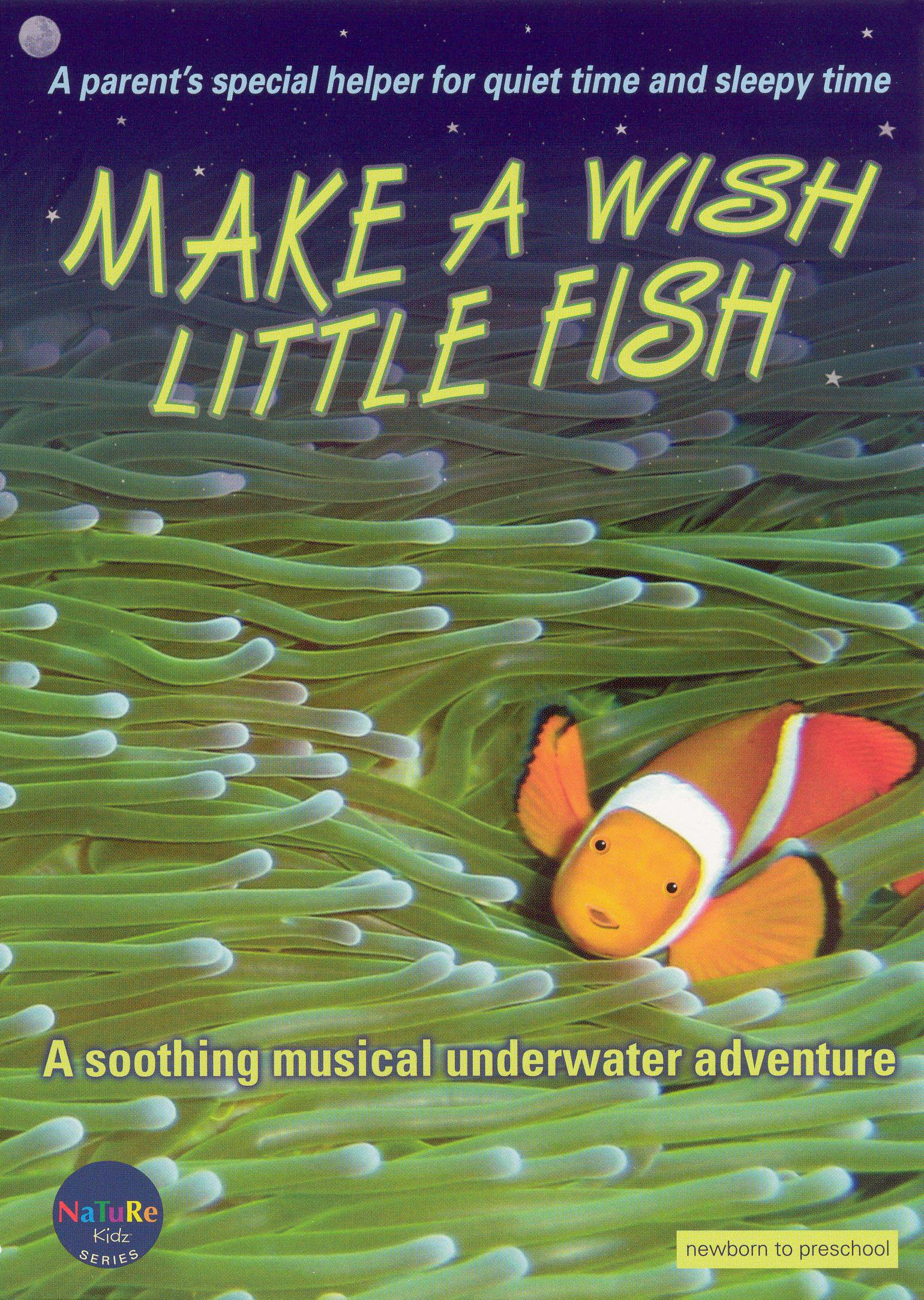 Make a Wish Little Fish