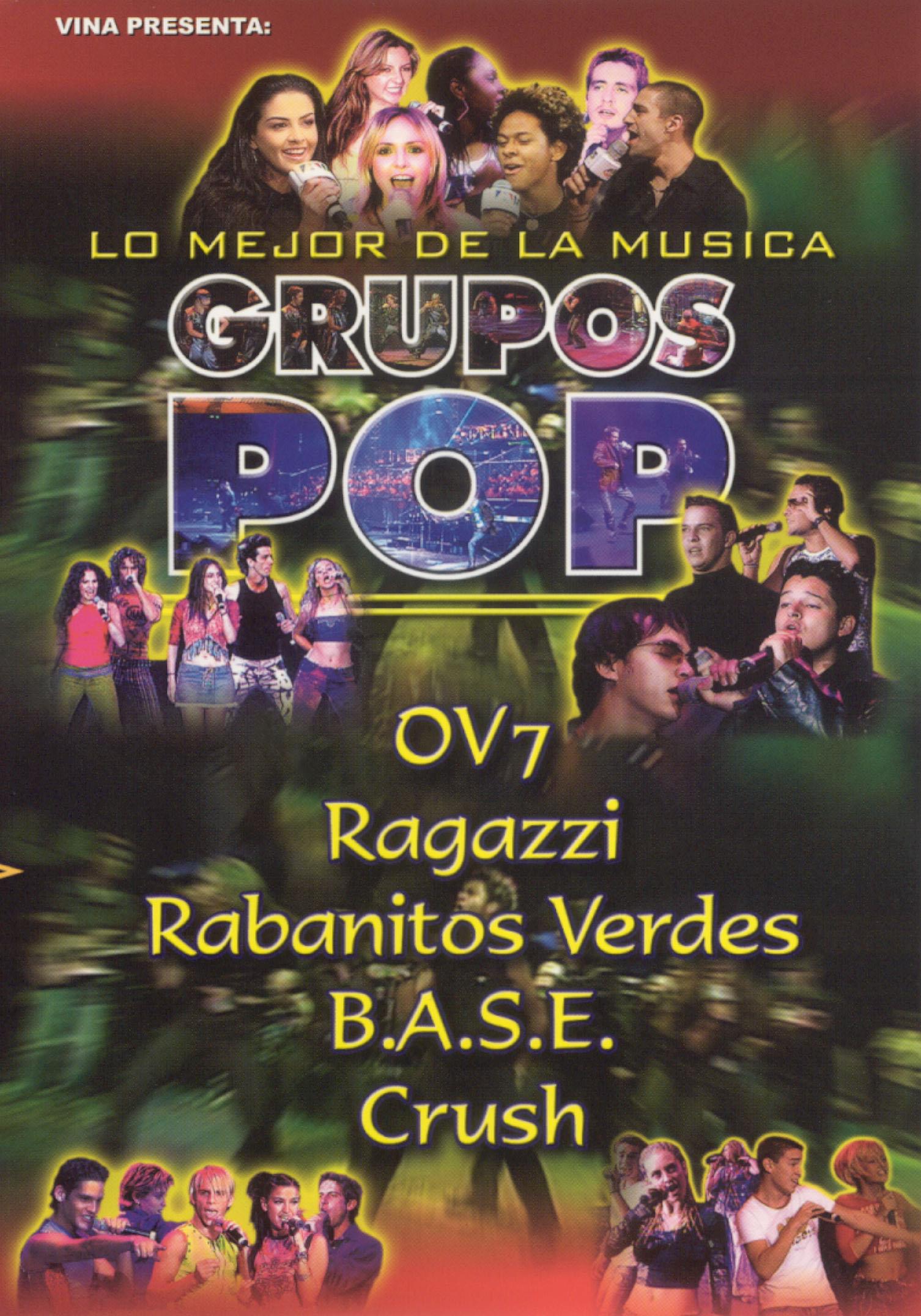 Grupos Pop, Vol. 231