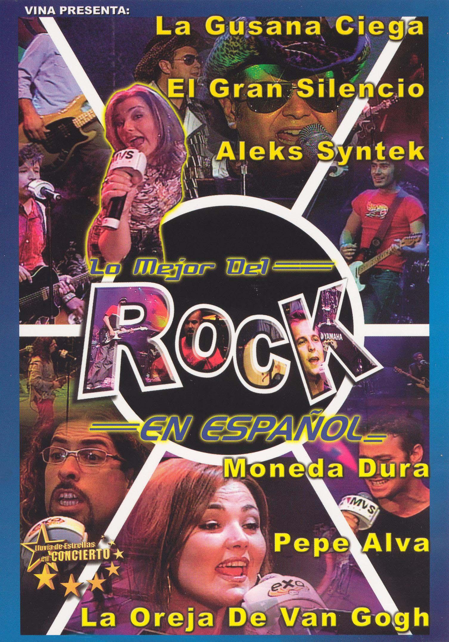 Lo Mejor del Rock en Espanol, Vol. 225
