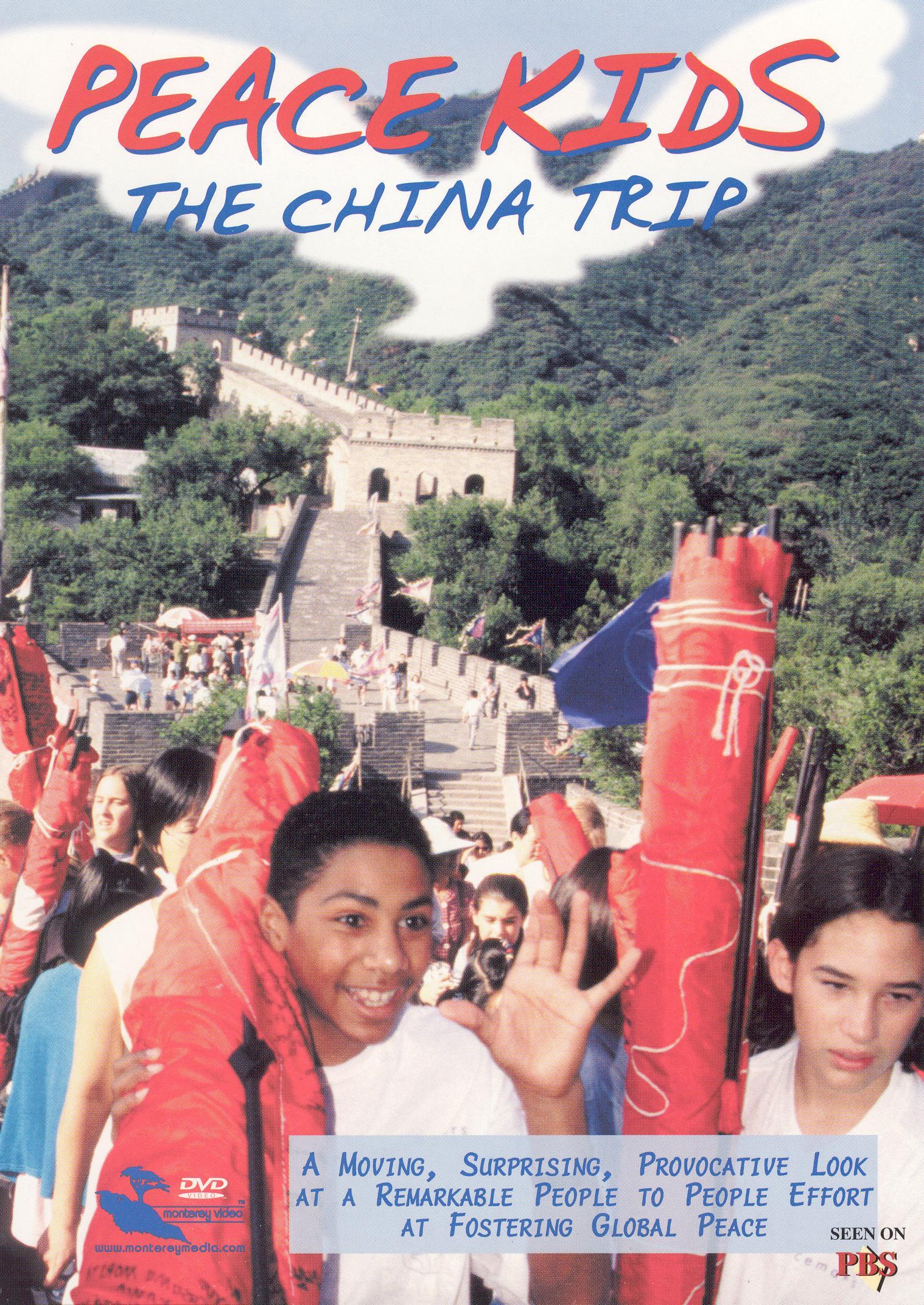 Peace Kids: The China Trip
