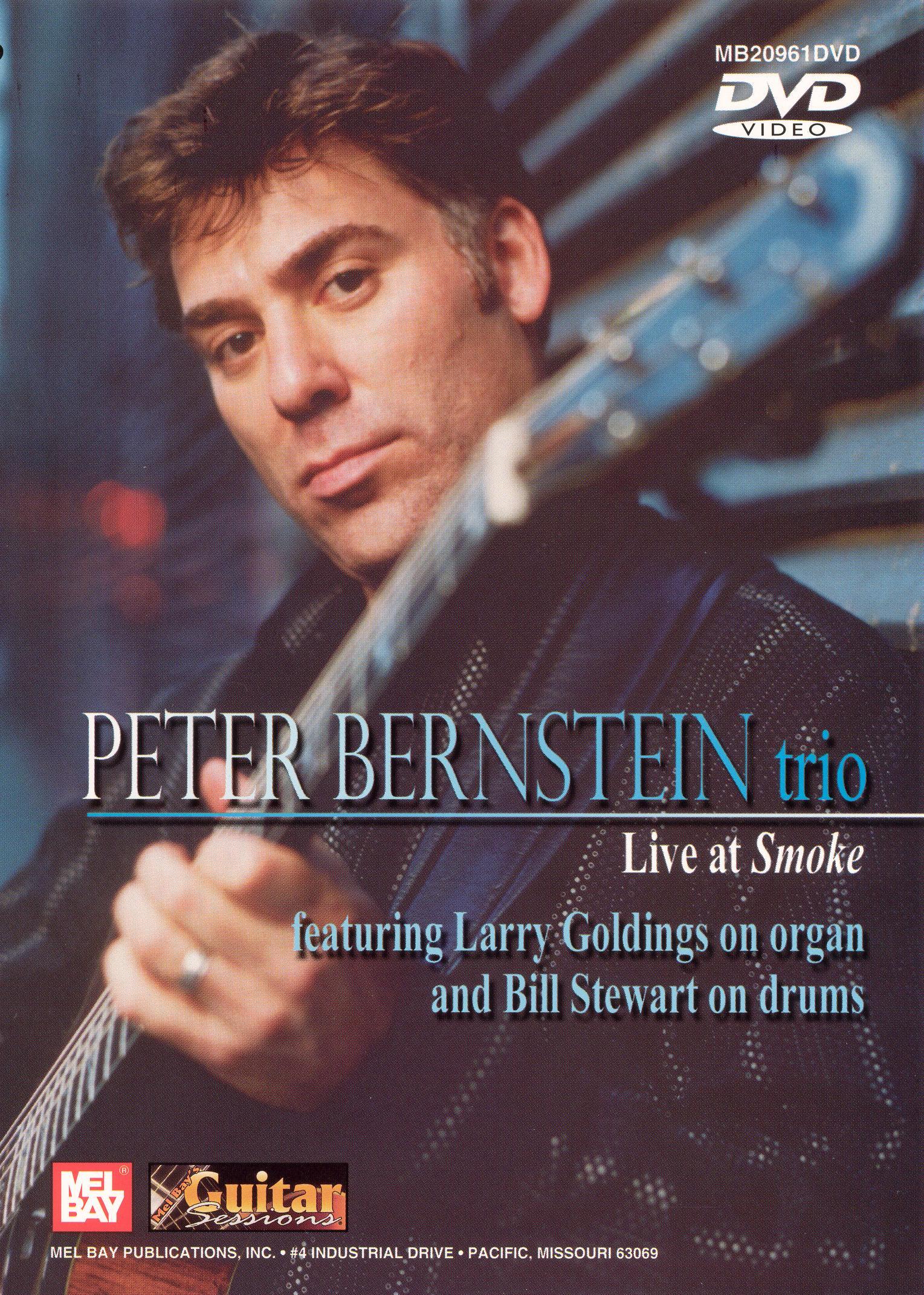 Peter Bernstein: Peter Bernstein Trio Live At Smoke