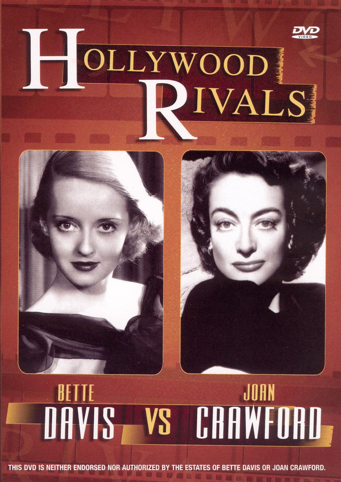 Hollywood Rivals: Bette Davis and Joan Crawford