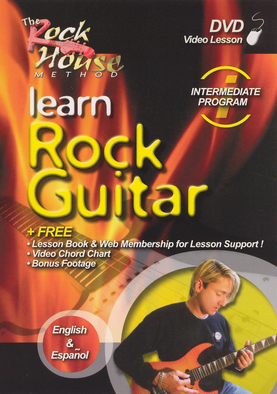 The Rock House Method: Learn Rock Guitar Intermediate