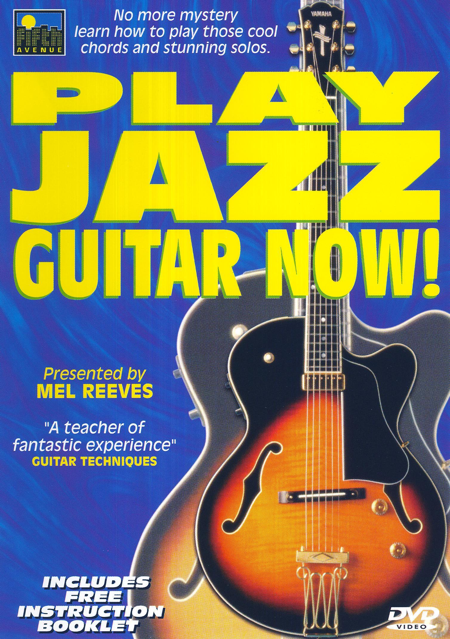 Play Jazz Guitar Now!