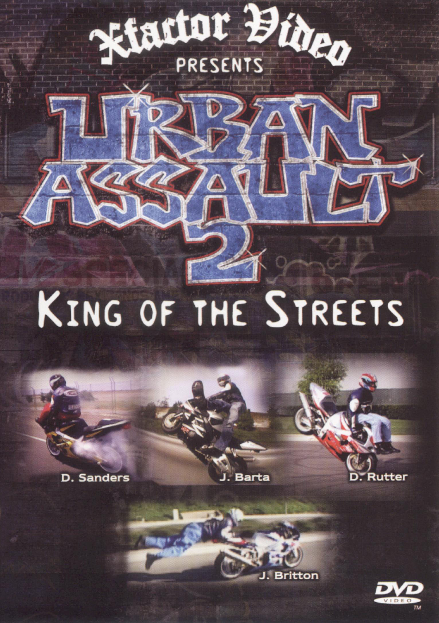 Urban Assault, Vol. 2