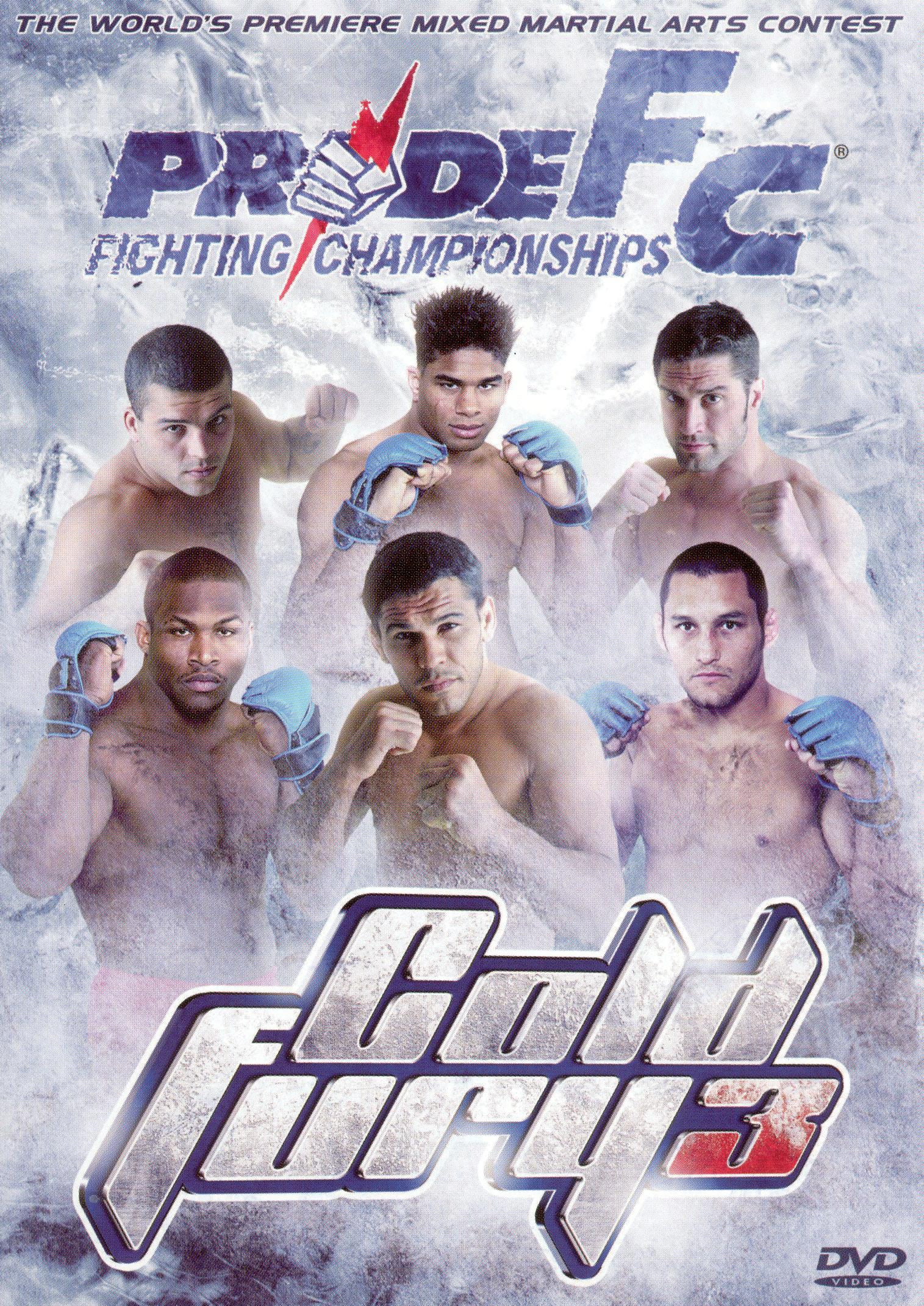 Pride Fighting Championships: Cold Fury, Vol. 3
