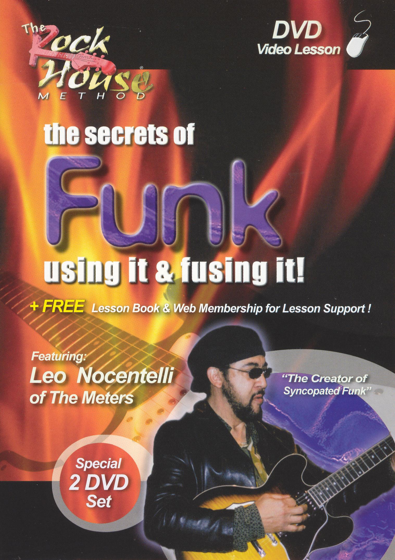 The Rock House Method: The Secrets of Funk Guitar