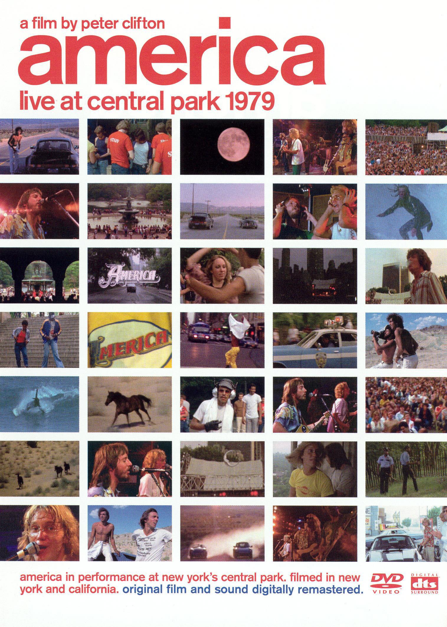 America Live in Central Park