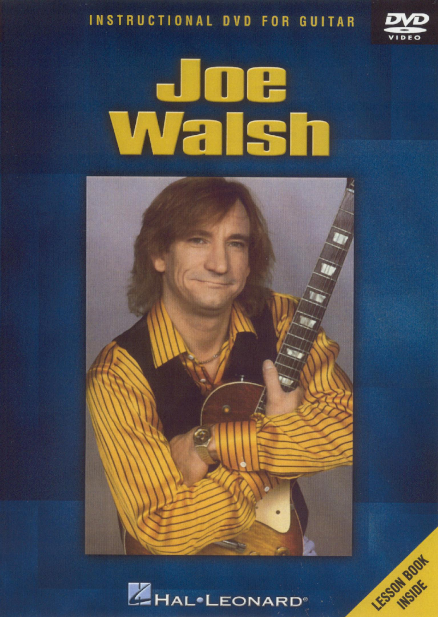 Joe Walsh: Instructional DVD for Guitar