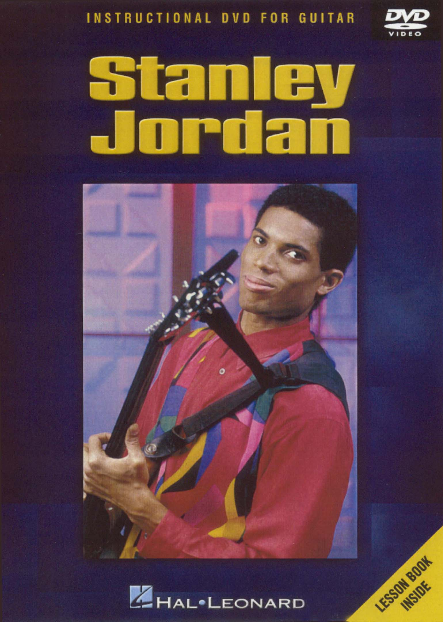 Stanley Jordan: Instructional DVD for Guitar