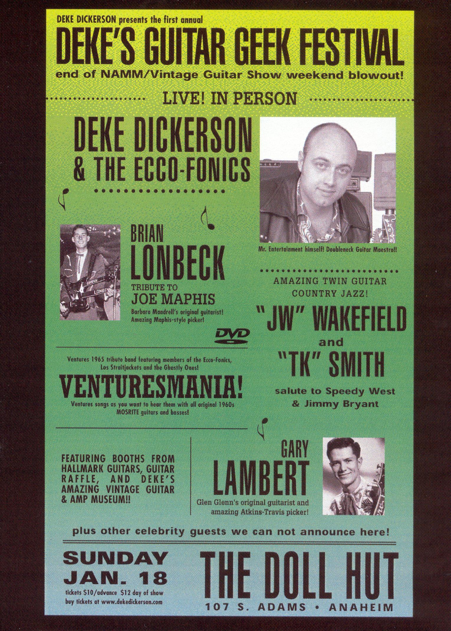 Deke Dickerson: The Melody