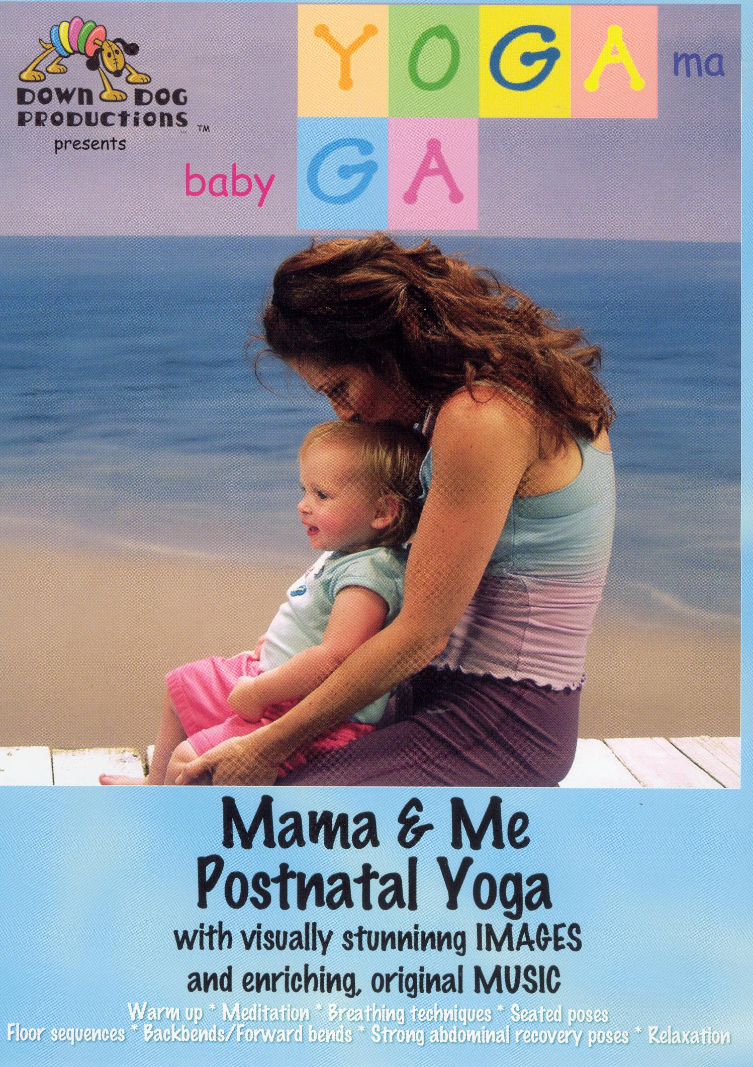 Yoga Ma Baby Ga: Mama & Me Postnatal Yoga