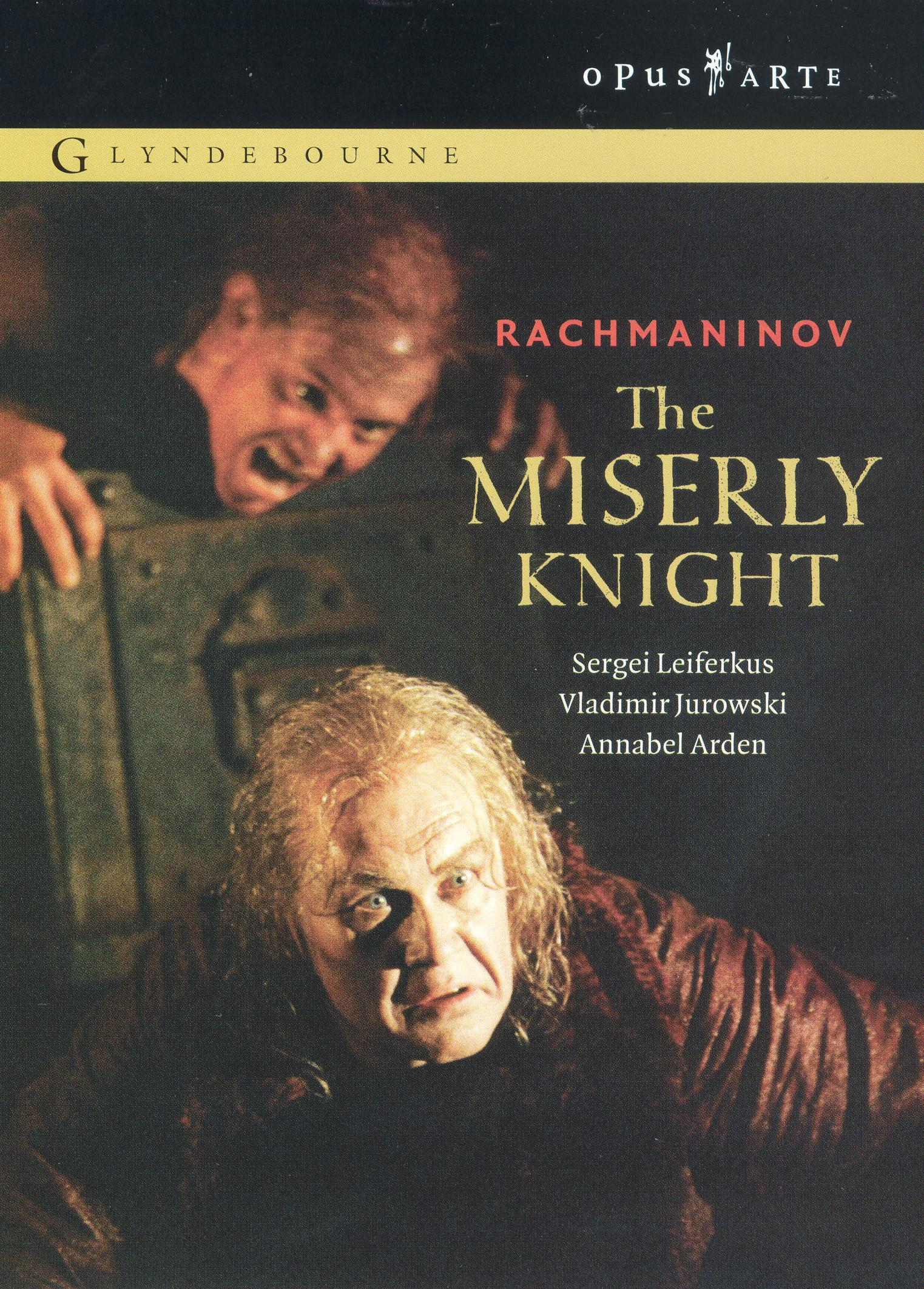 Miserly Knight