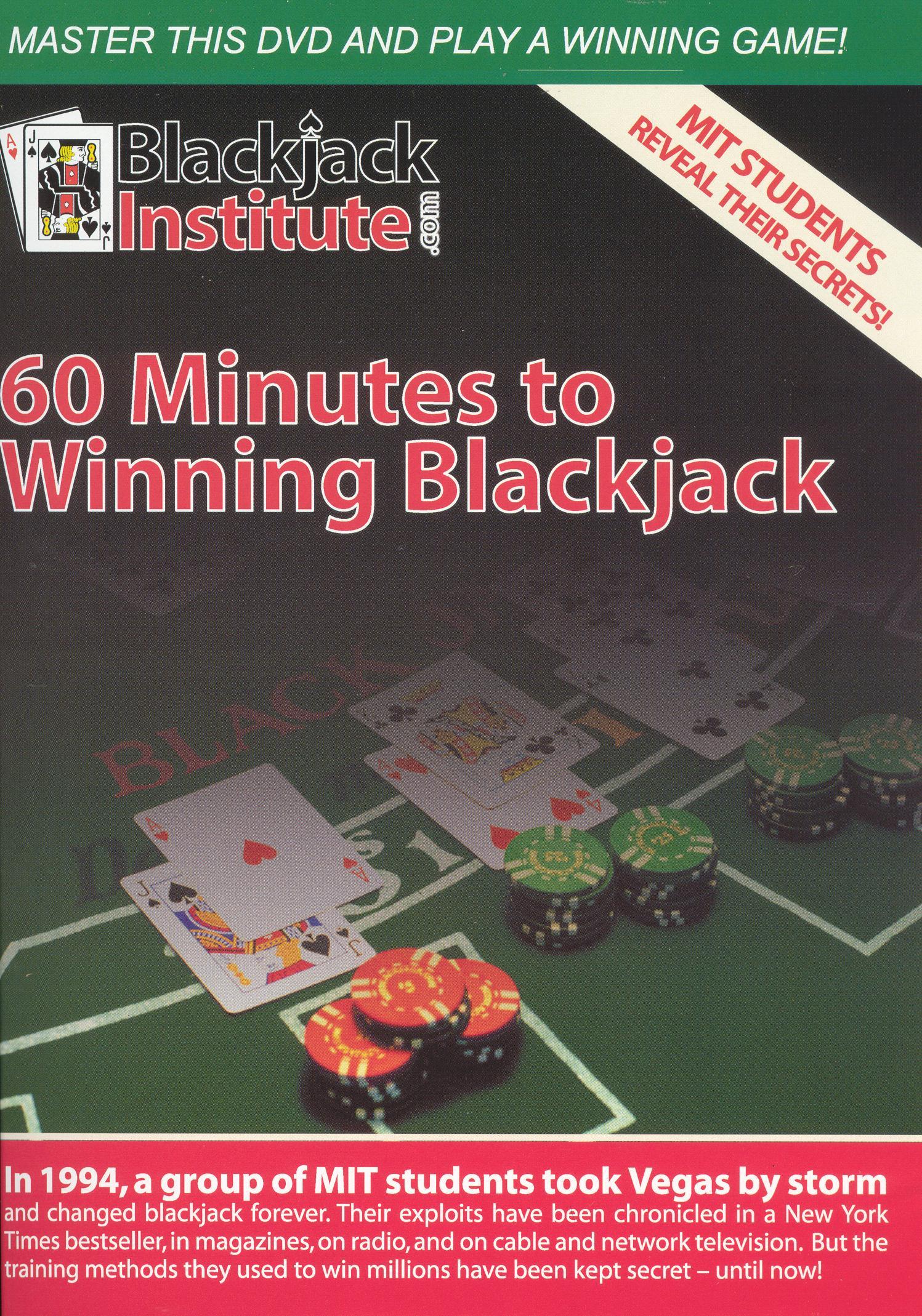 60 Minutes to Winning Blackjack