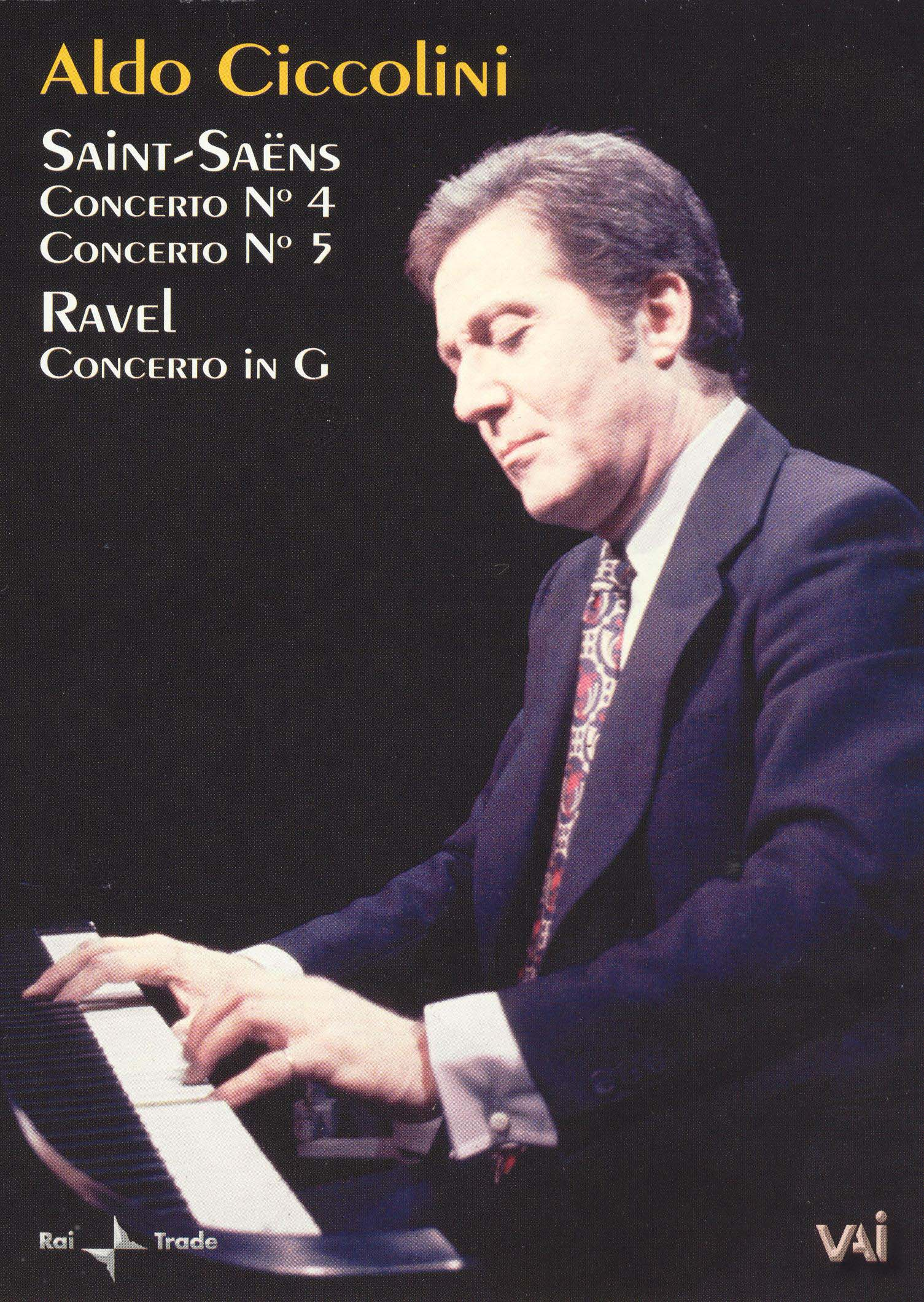 Aldo Ciccolini: Saint-Saëns / Ravel