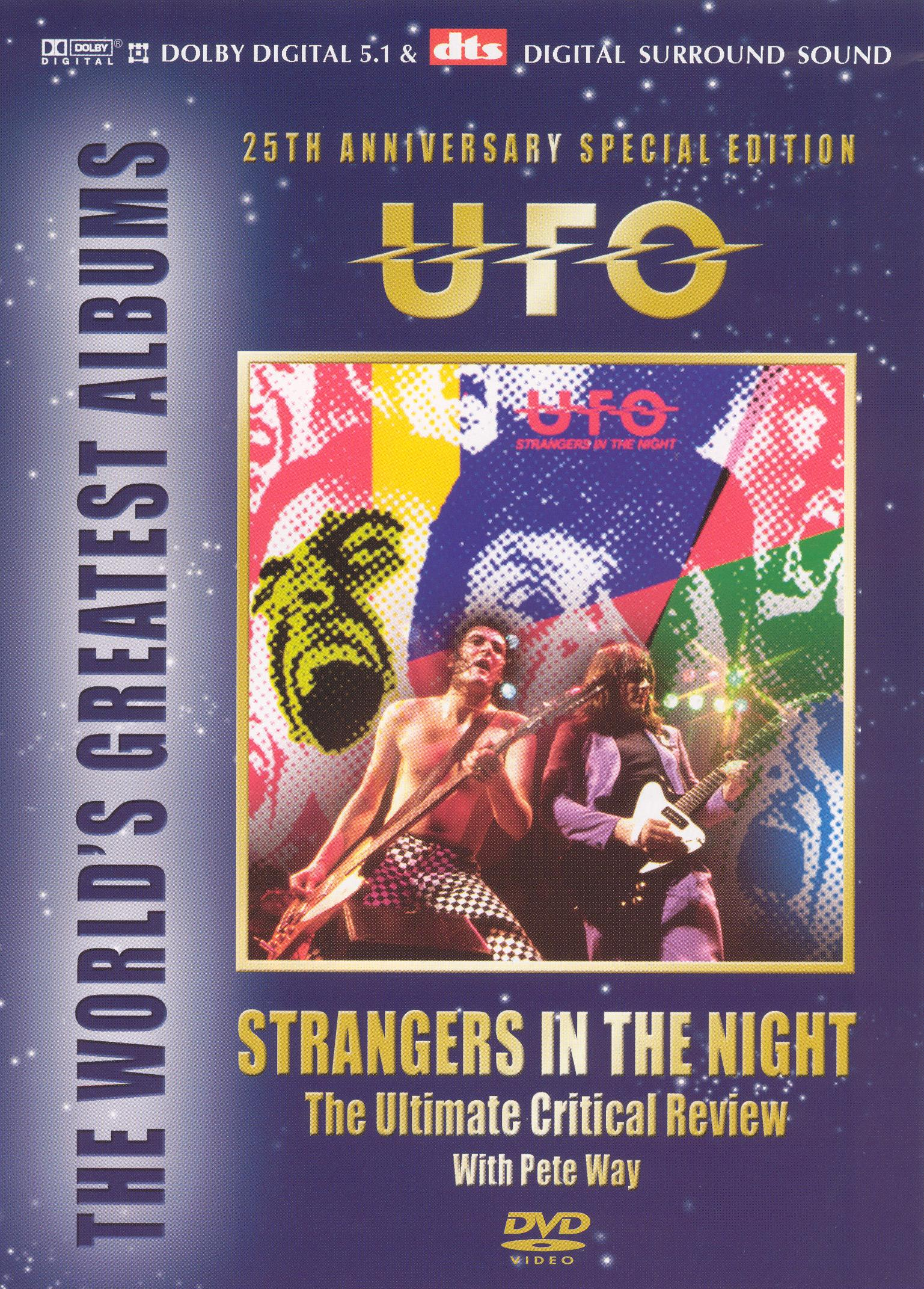 UFO: Rock Review